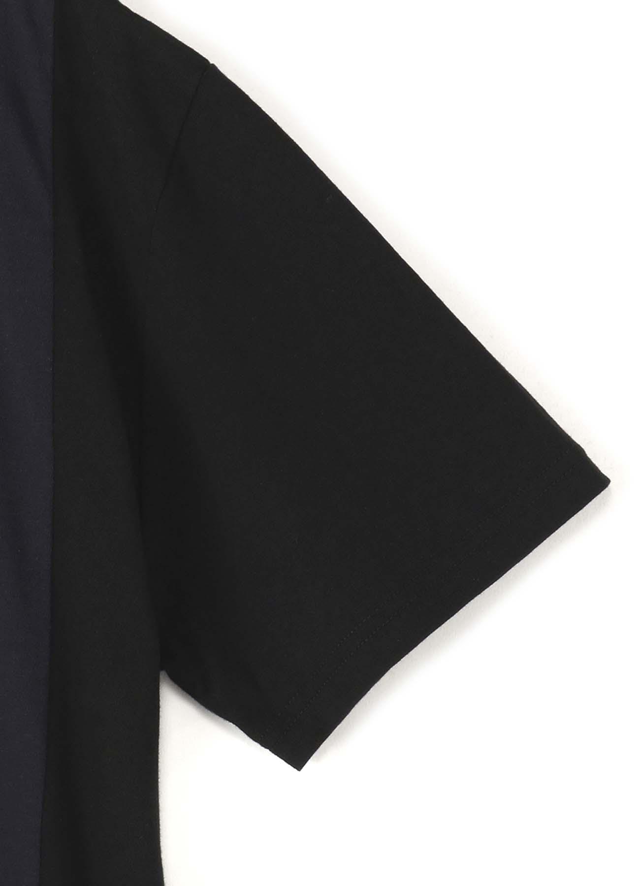 Color Combination Patchwork Type B Side Slit