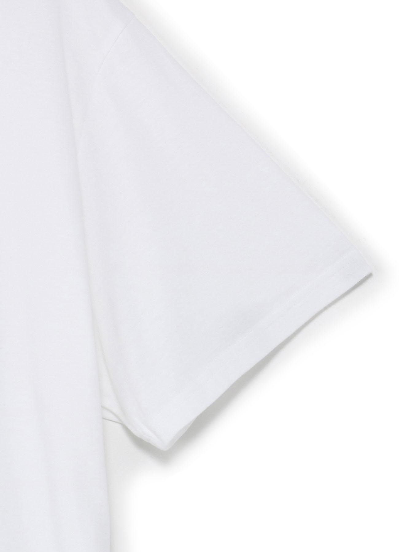 【Ground Y×Mai Fukagawa Collection】30/-Combed Cotton Jersey Cut Sew [夢の中]