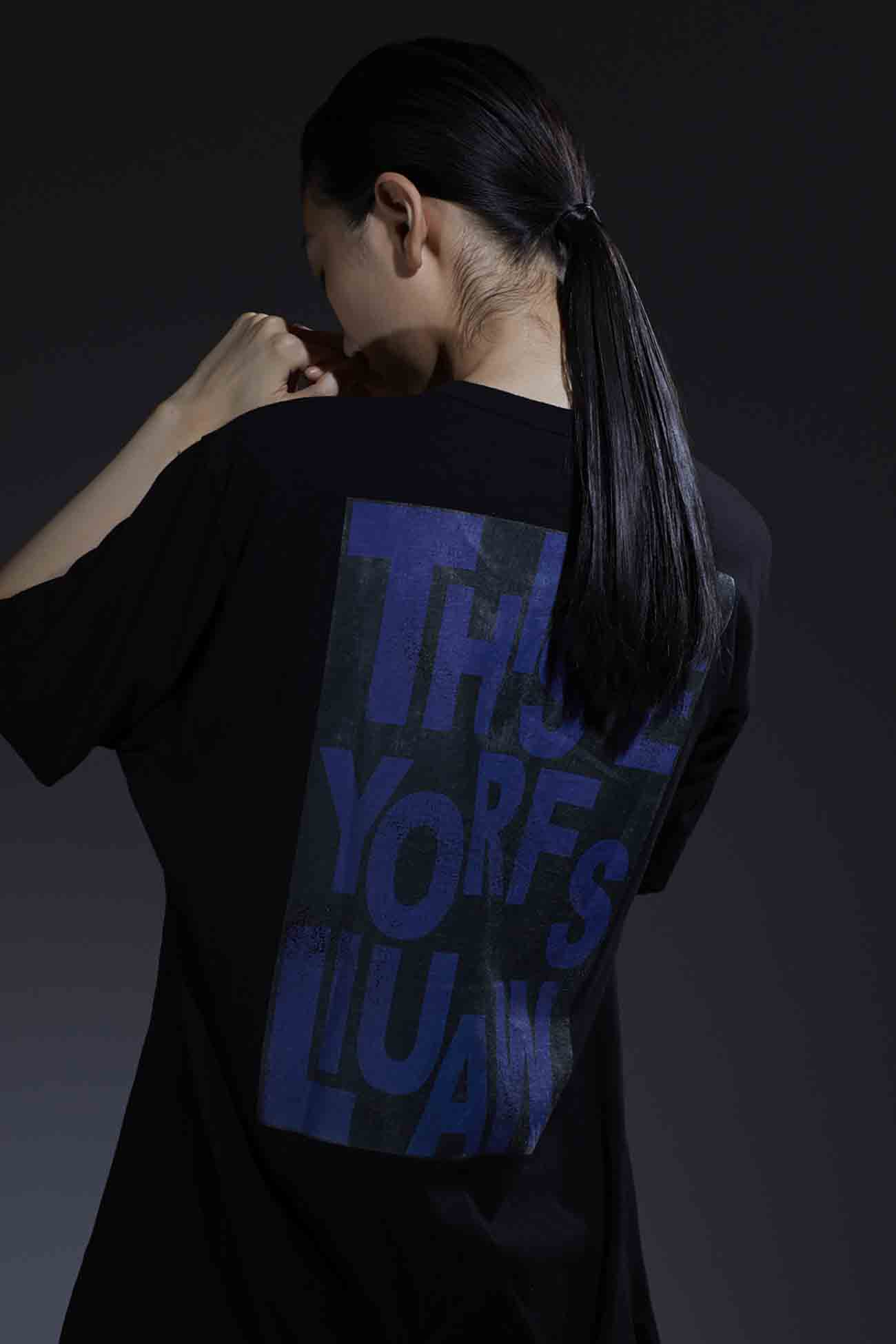 【THE SHOP Limited Edition】30/-Combed Cotton Jersey Graphic T 「THIS IS WAS YOUR LIFE!」
