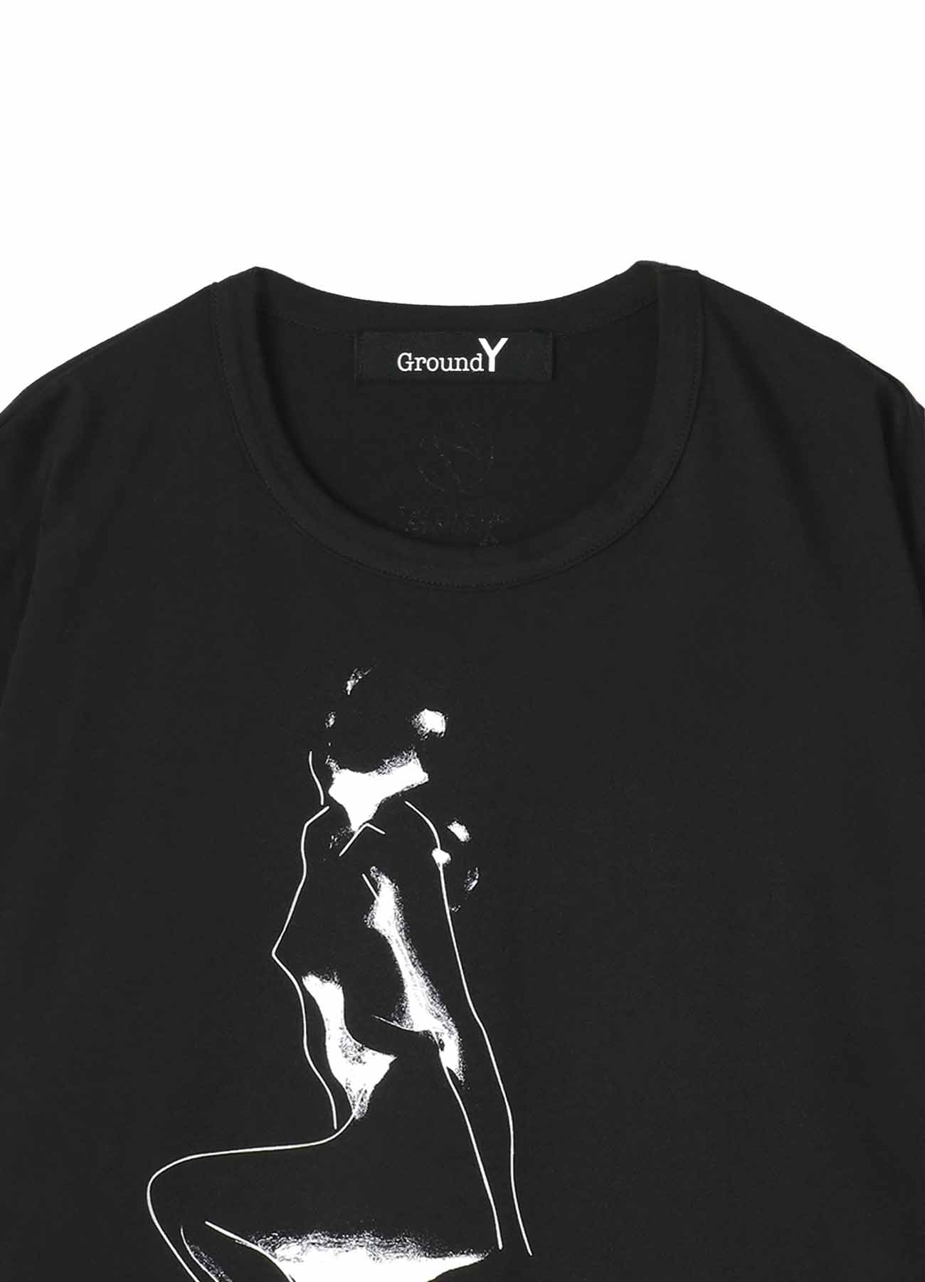 Ground Y×SCANDAL Collaboration 【RINA】Tshirt