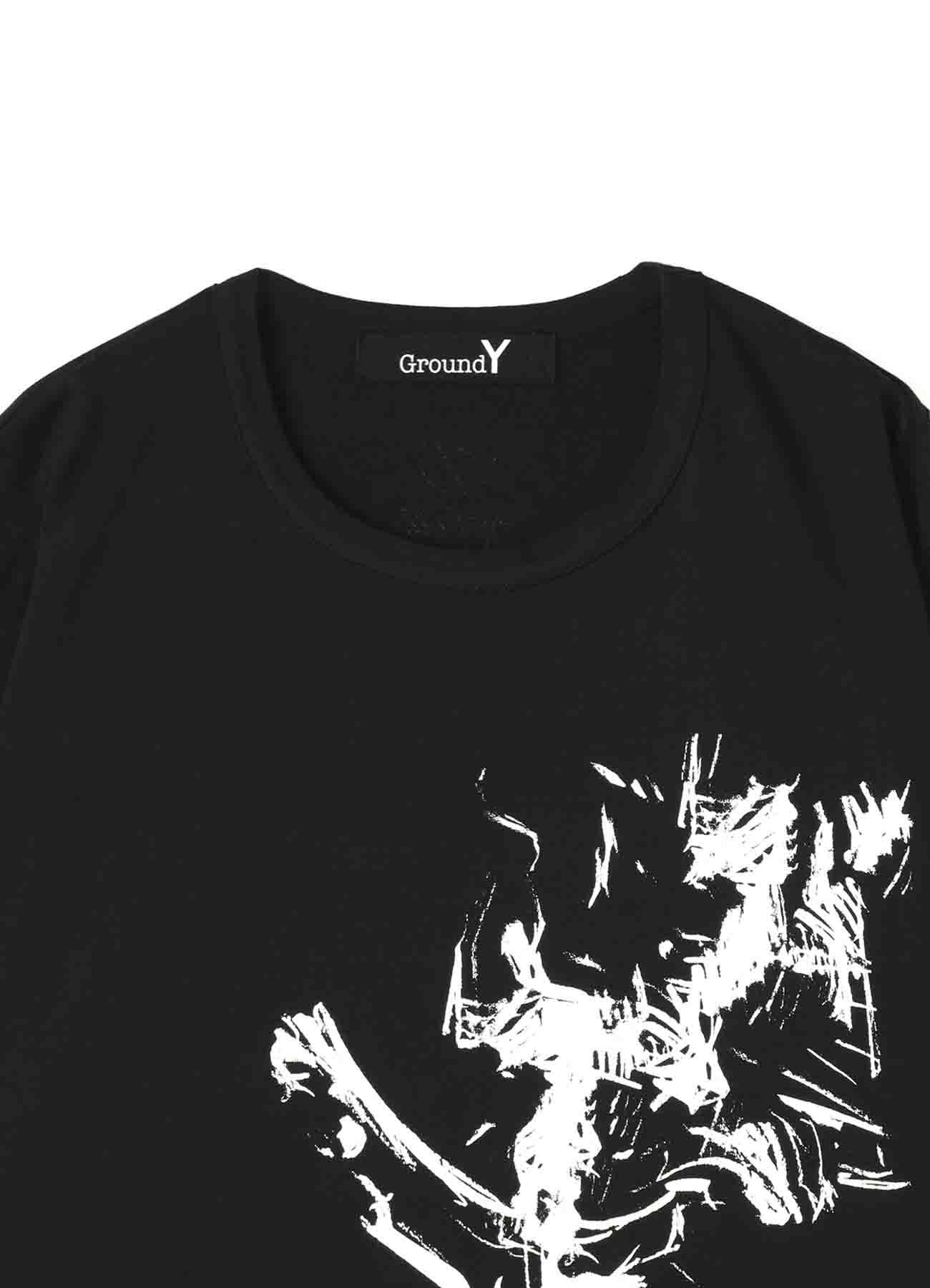 Ground Y×SCANDAL Collaboration 【TOMOMI】Tshirt