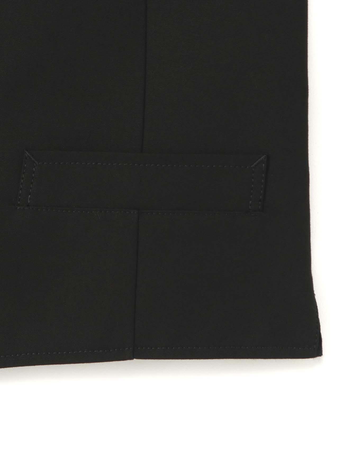 79A Cotton Canvas Five Buttons Single Vest