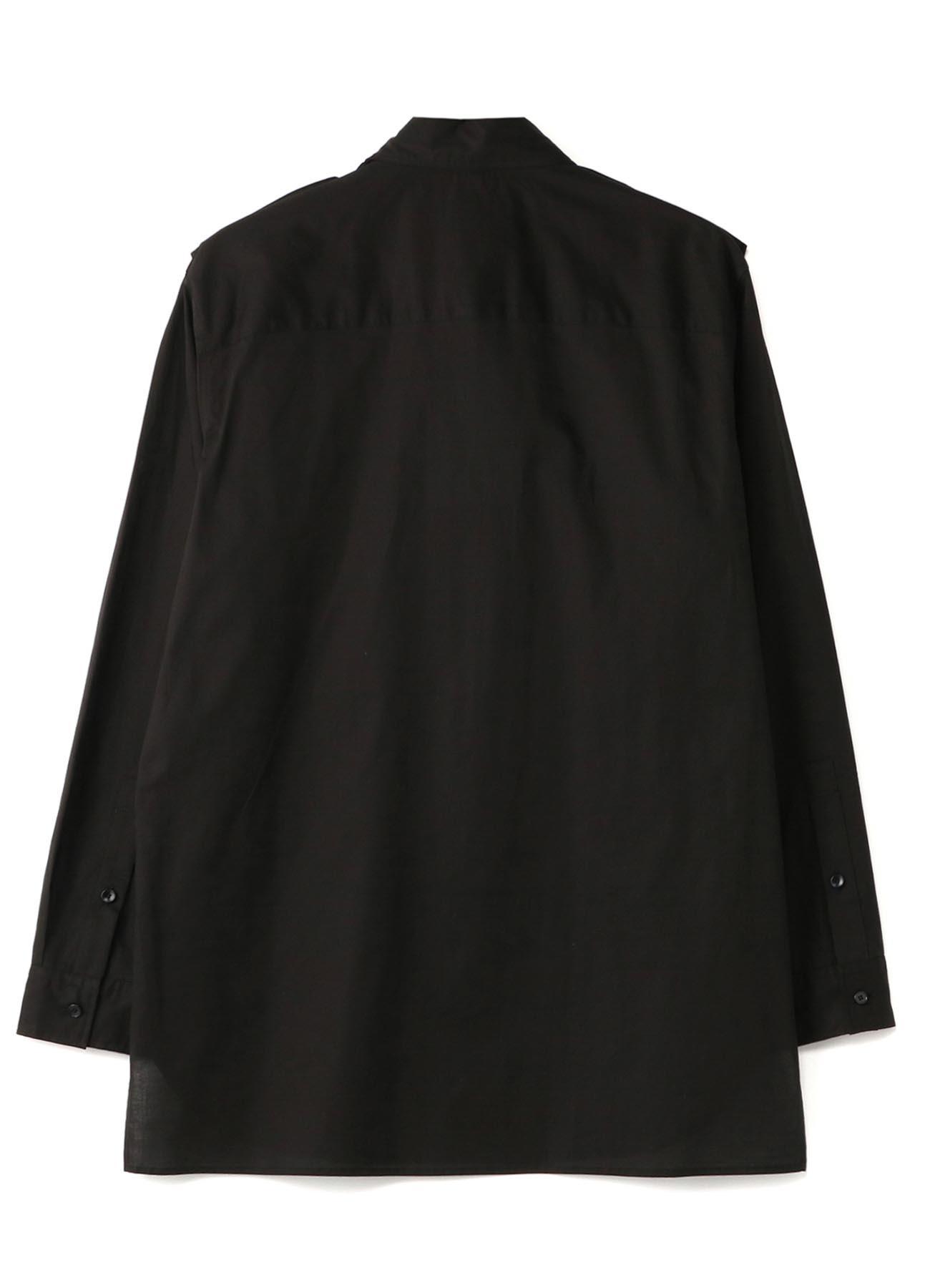 80/Lawn Sandwich Shirt Short-Length
