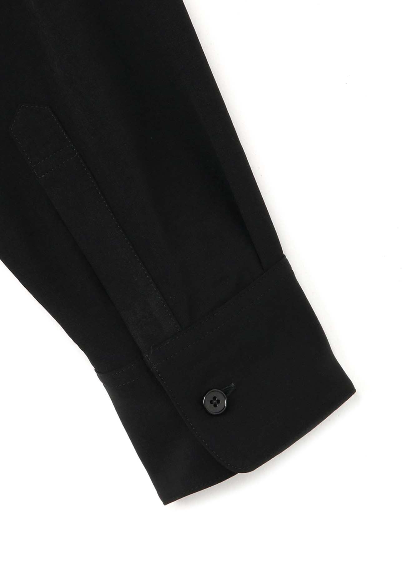 Vintage Decyne Stand Collar Long Shirt