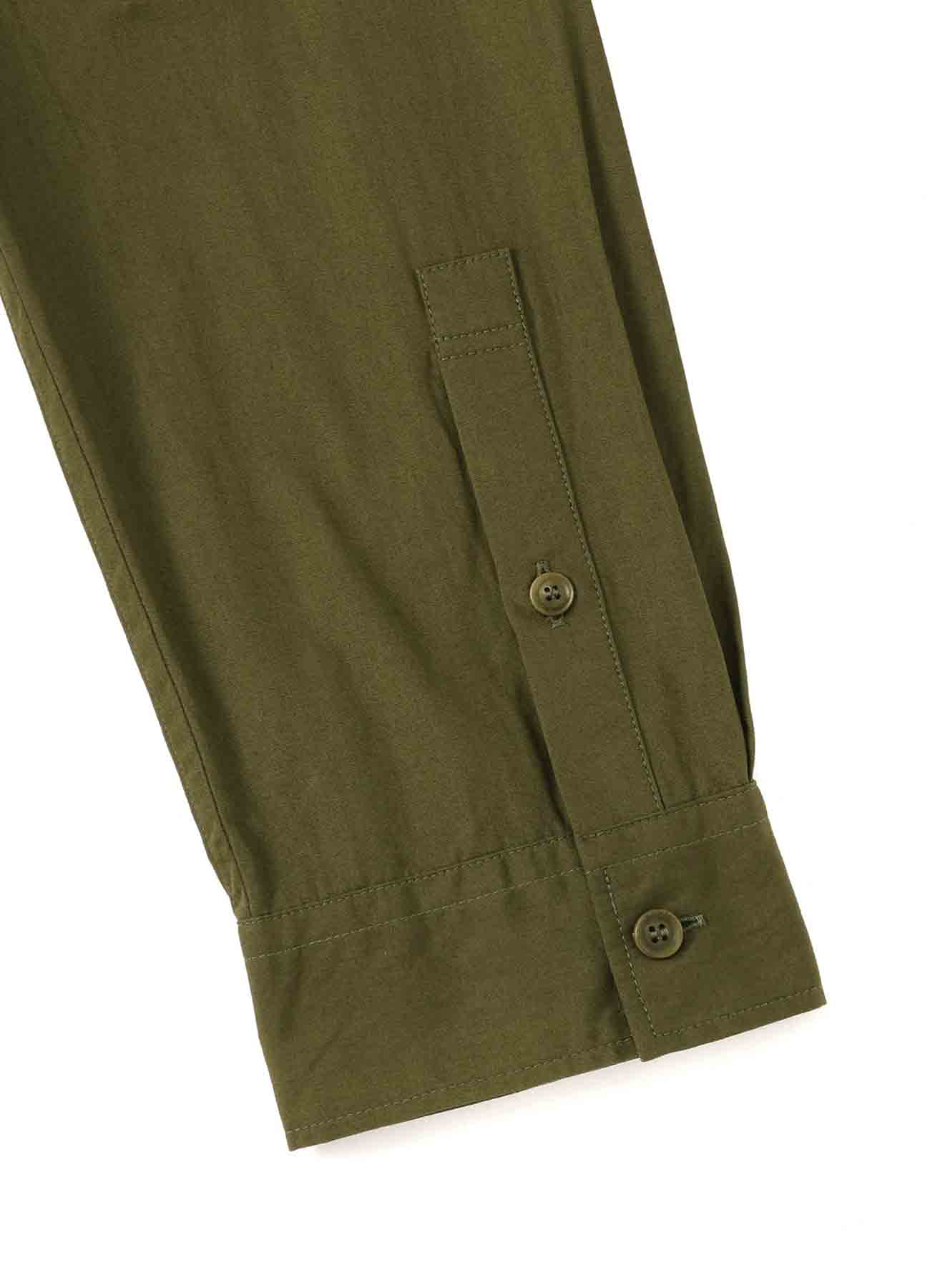 40/2 Cotton Broad Double Collar Big Shirt