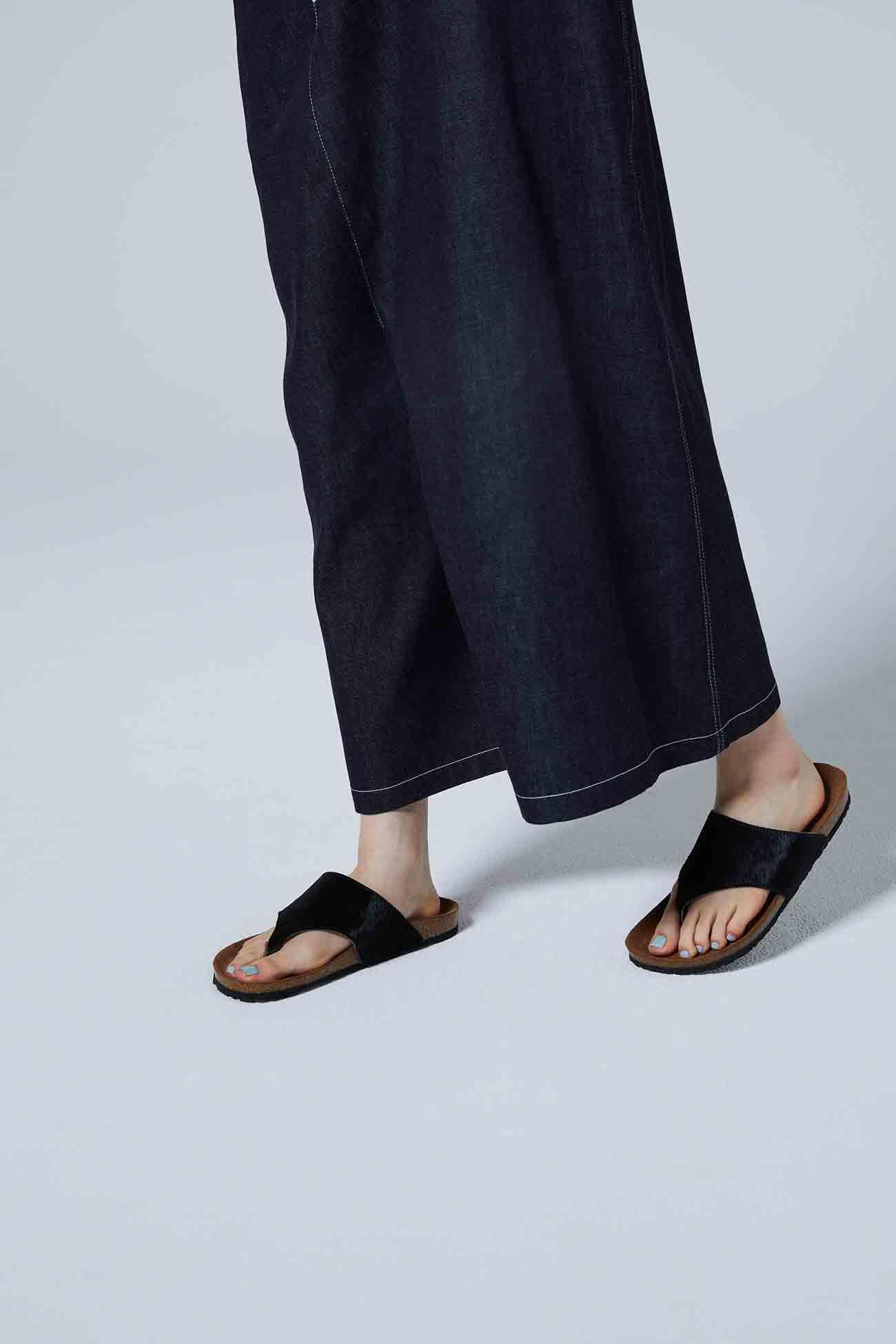 Unborn Calf Sandals