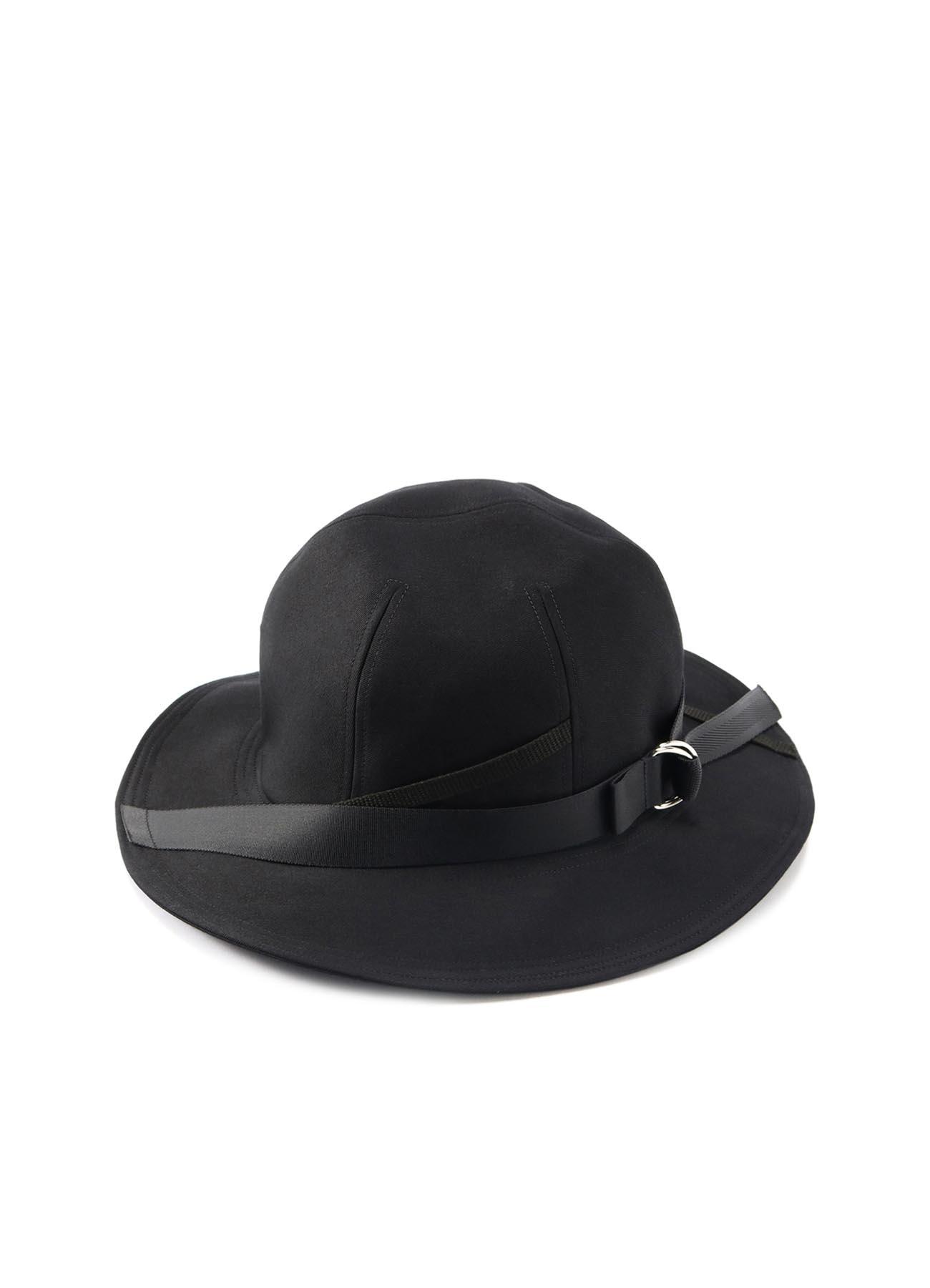 Ishica Cotton Gabardine Fatigue Hat