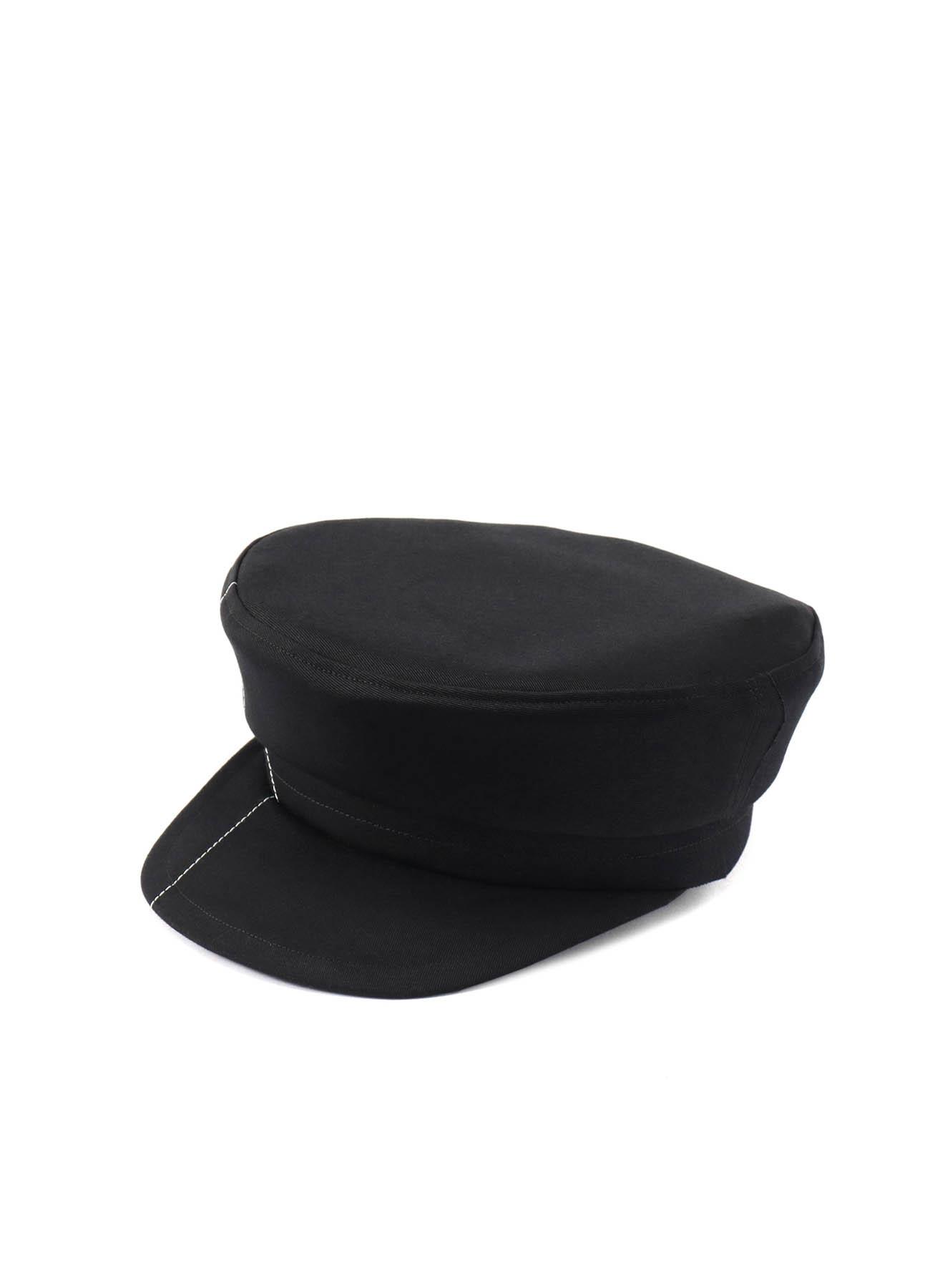 Ishica Cotton Gabardine Postman Cap