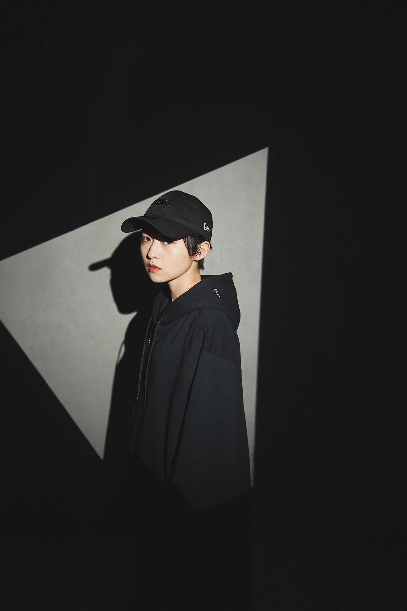 Ground Y×NEW ERA Collection Metal Plate 9THIRTY
