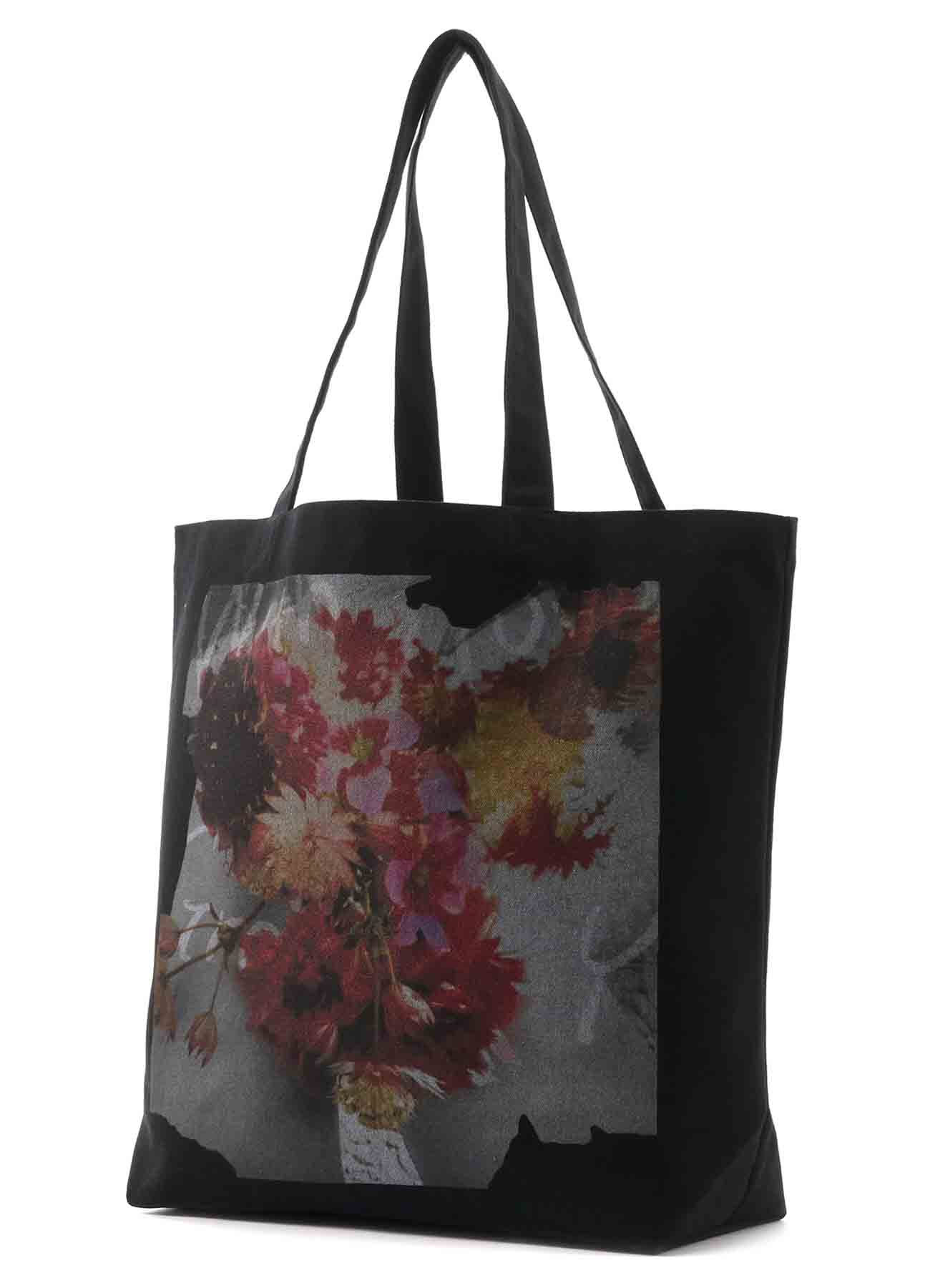[Flower] Graphic Totebag by 横田ひかる