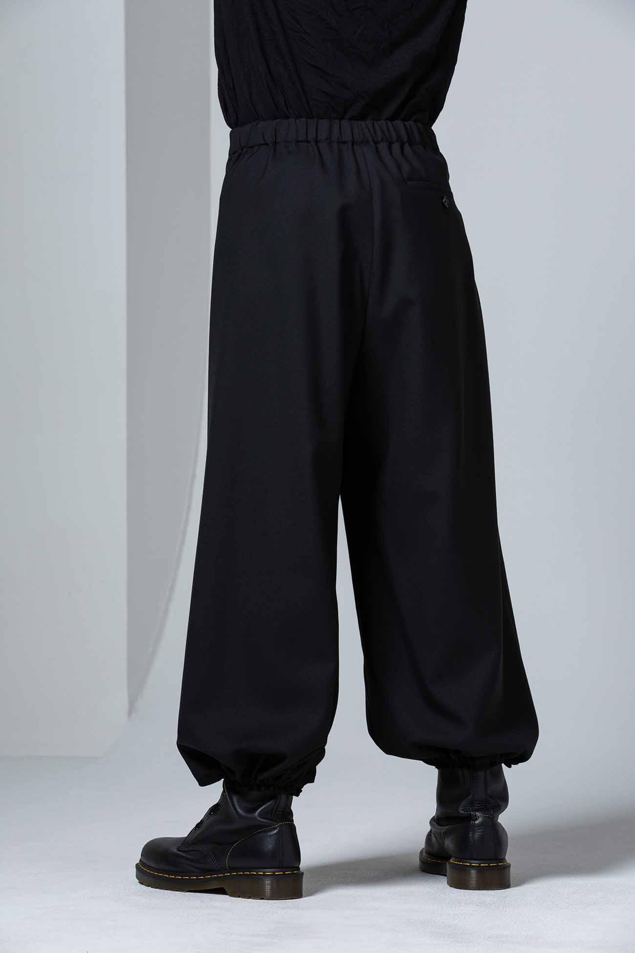 T/W Gabardine Thai style Balloon Pants