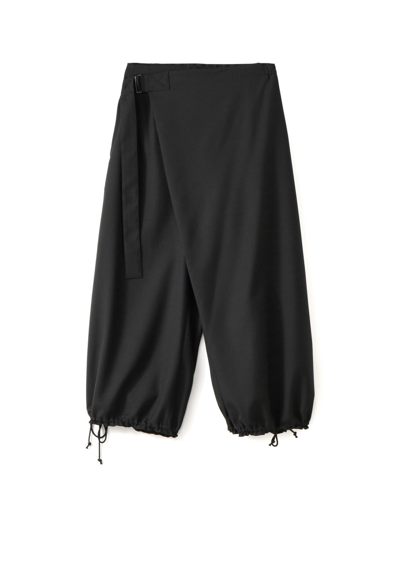 T/W Gabardine Thai style Balloon Pants