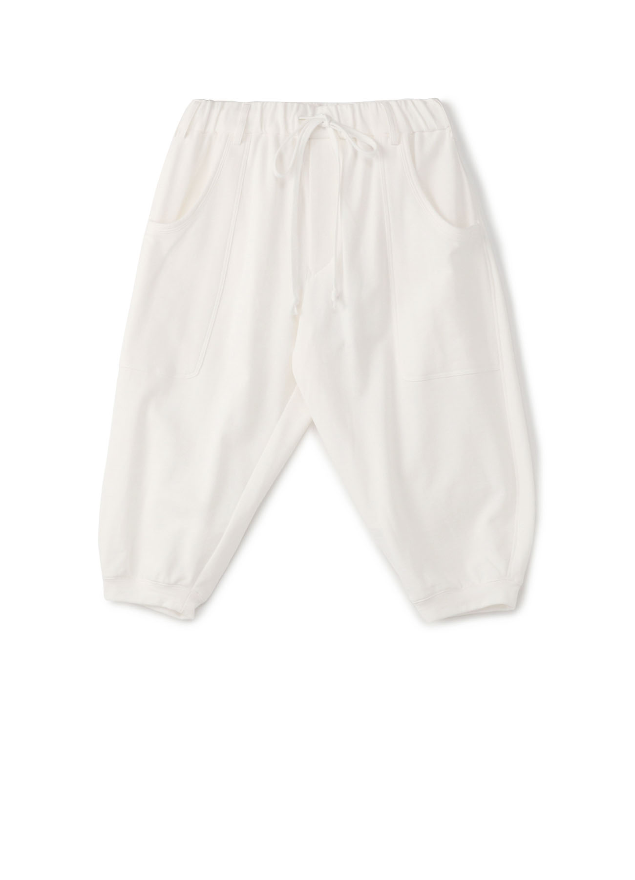 Mini Fleece Pile Sweat Rib Short Pants