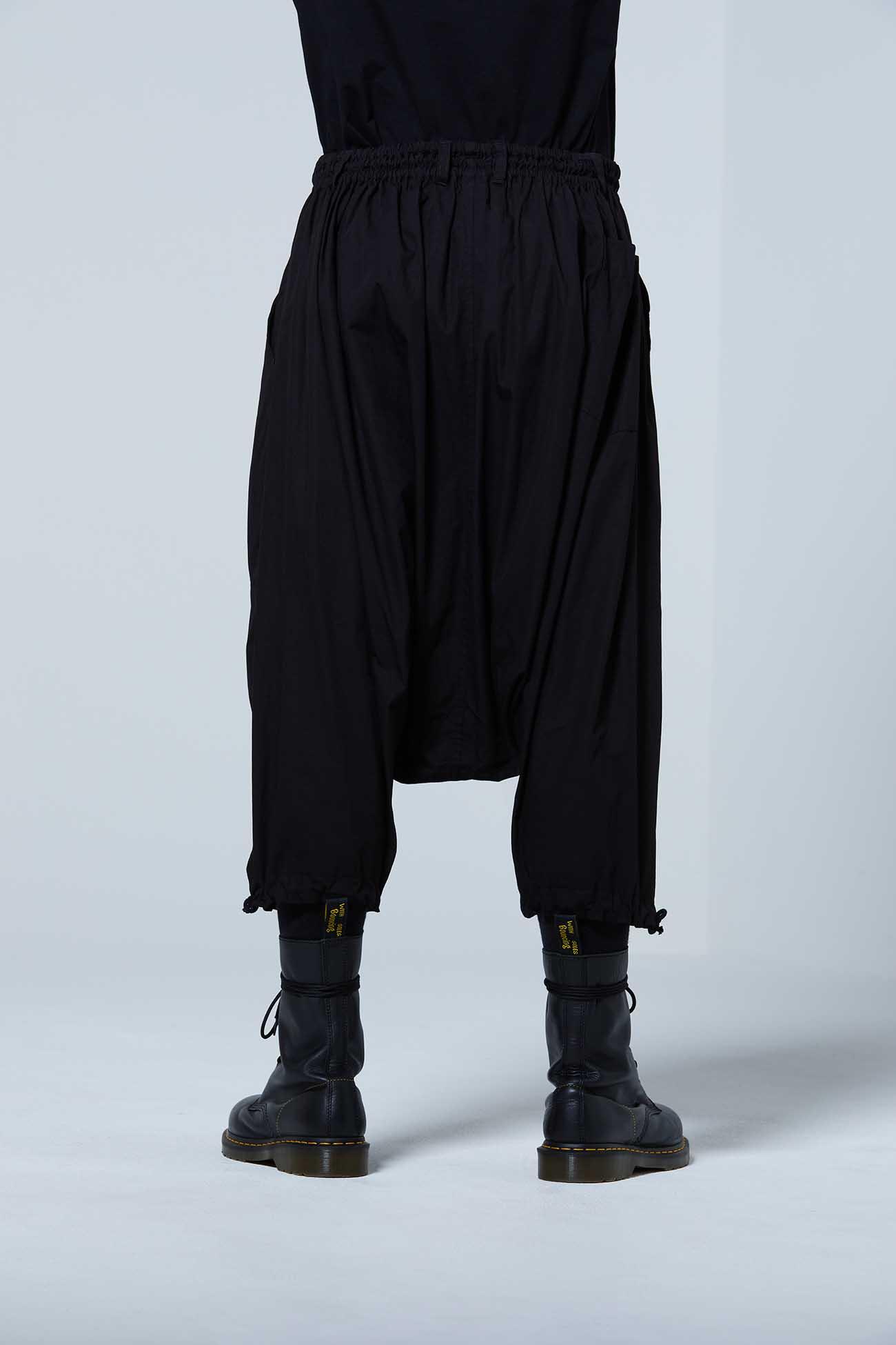 40/2 Cotton Broad Drawstring Sarrouel Pants