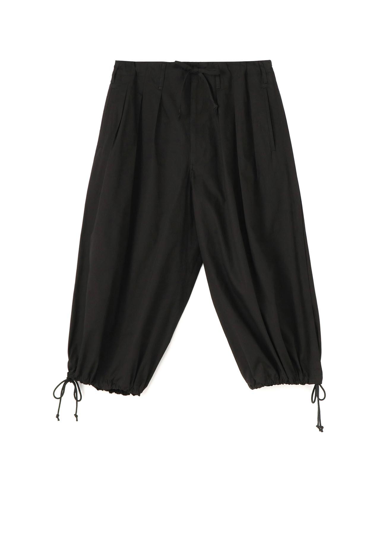 40/2 Cotton Broad Balloon Pants