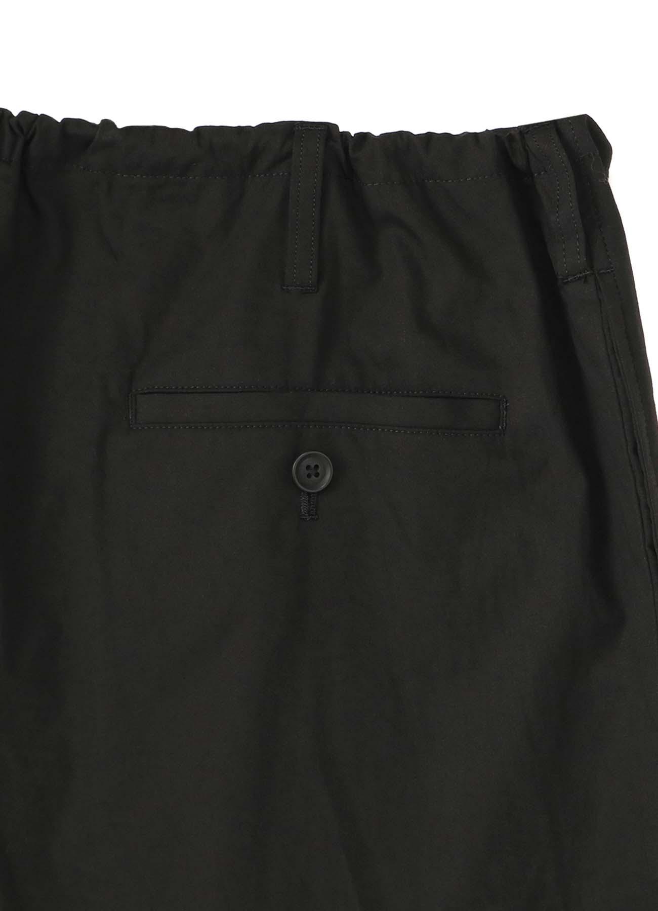 40/2 Cotton Broad Waist String Pants