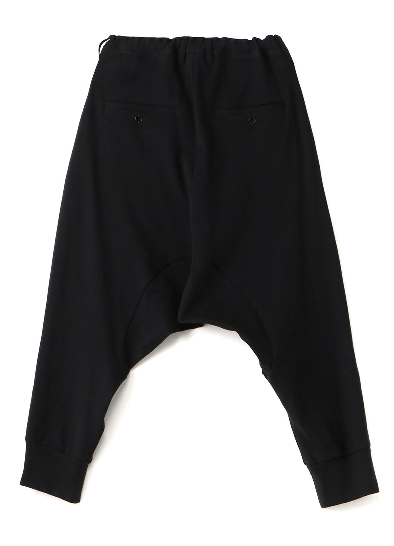 Mini Fleece Pile Deep Sarrouel Sweat Pants