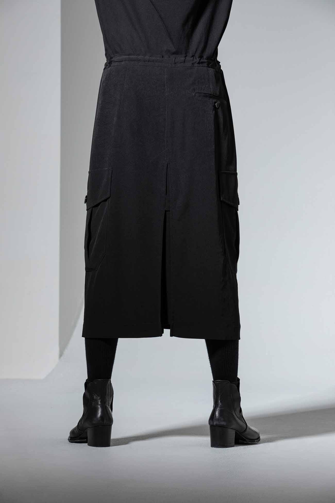 Vintage Decyne Cargo Skirt