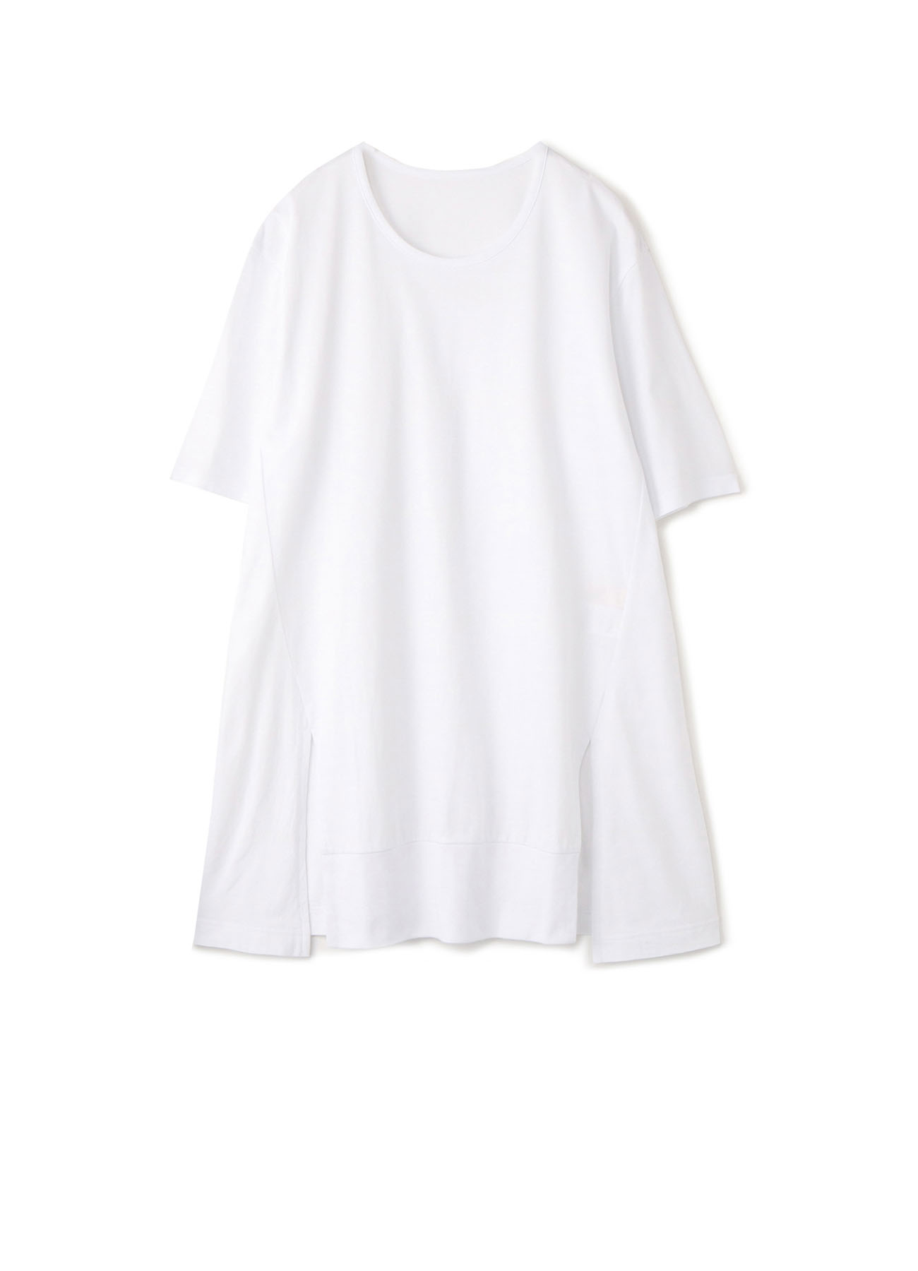 30/Cotton Jersey Hem Cutting Cut Sew