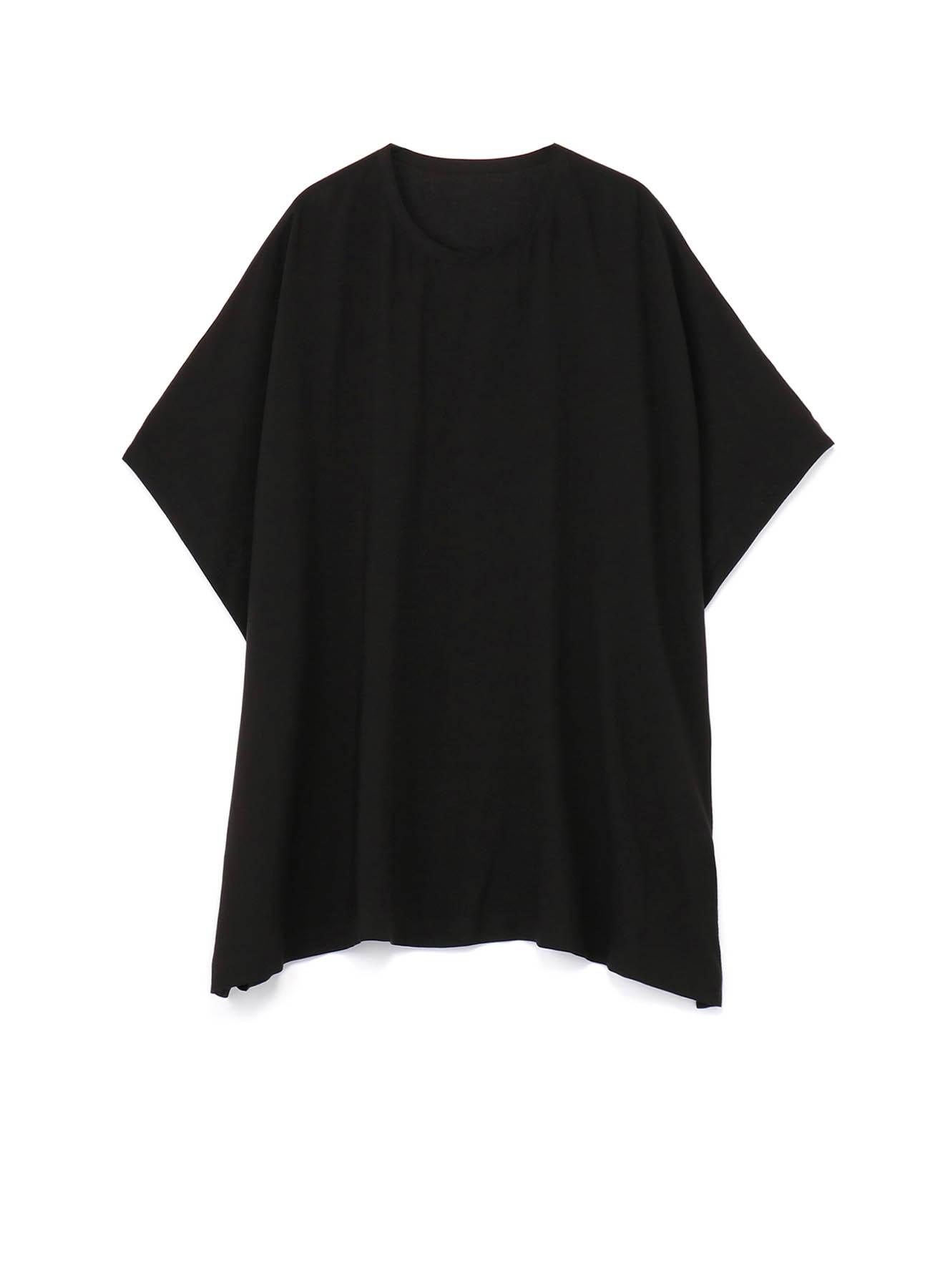 Tencel Lawn Big Poncho Cut Sew