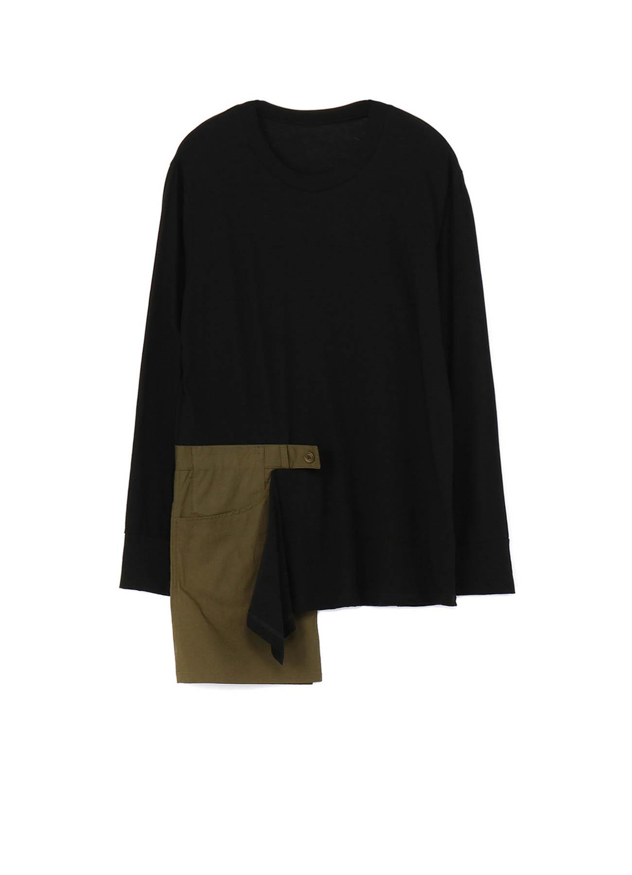 Pants Docking Cut Sew