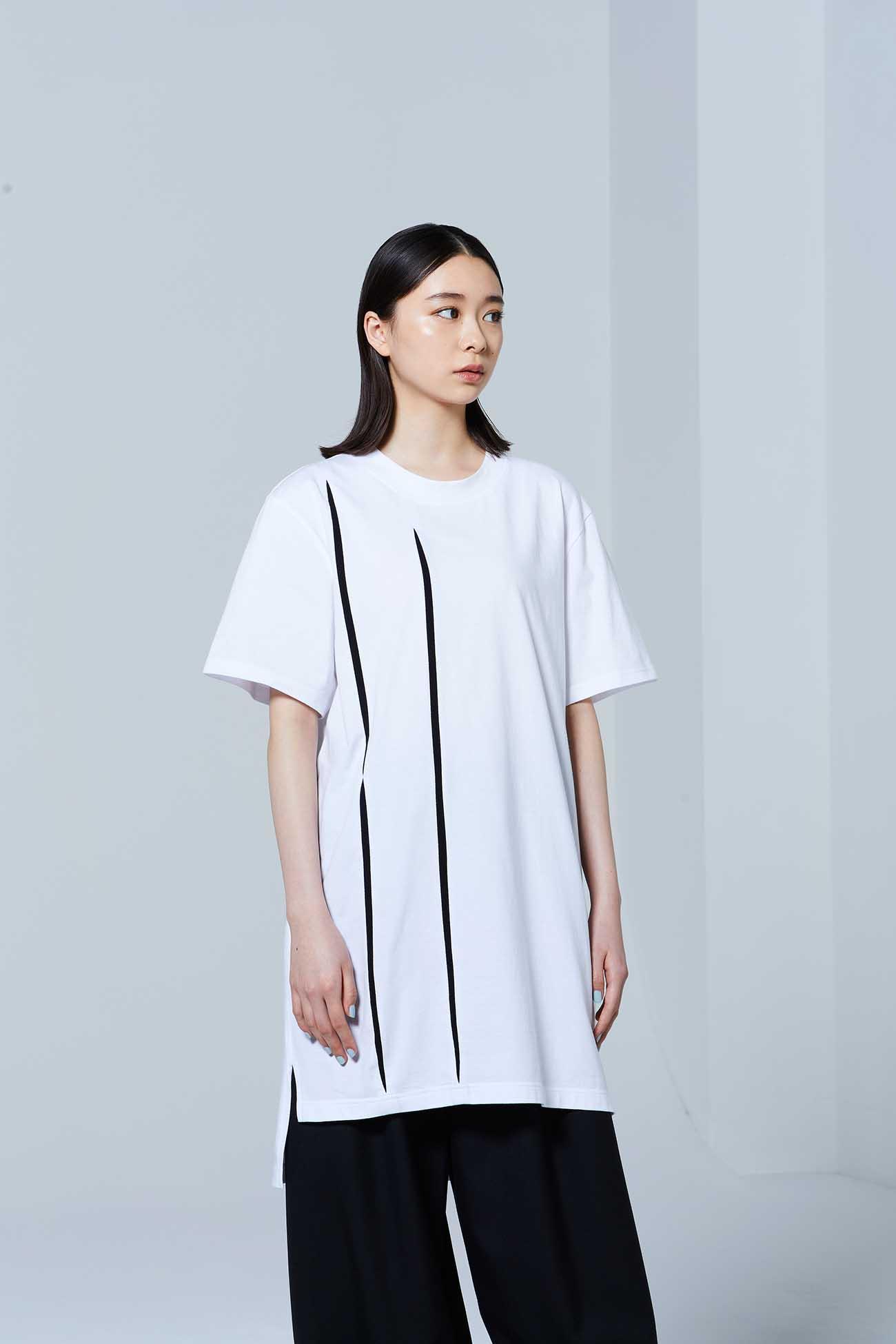 30/Cotton Jersey Cutting Blade Short Sleeves Cut Sew