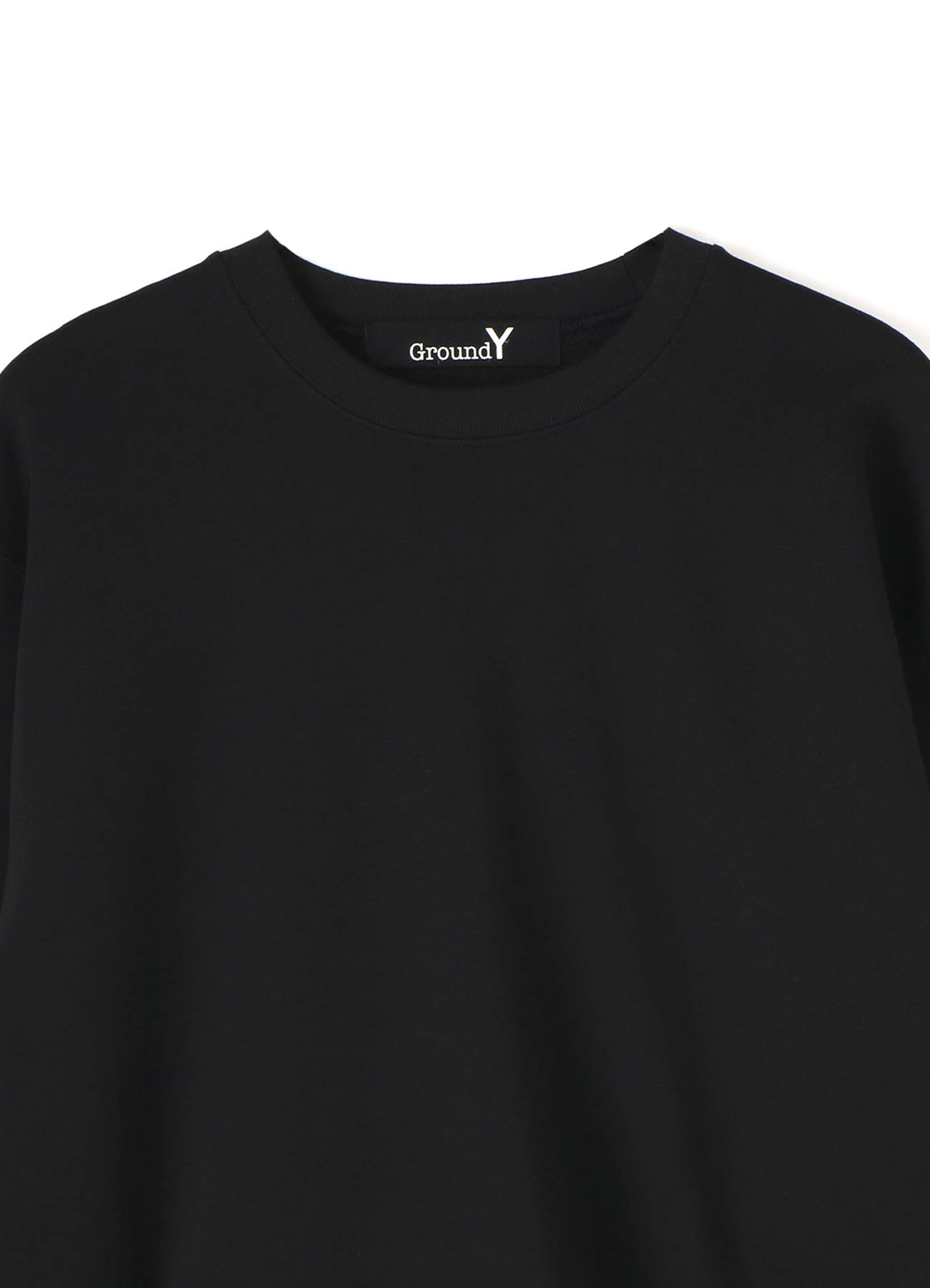 Cotton Jersey Basic Sweat