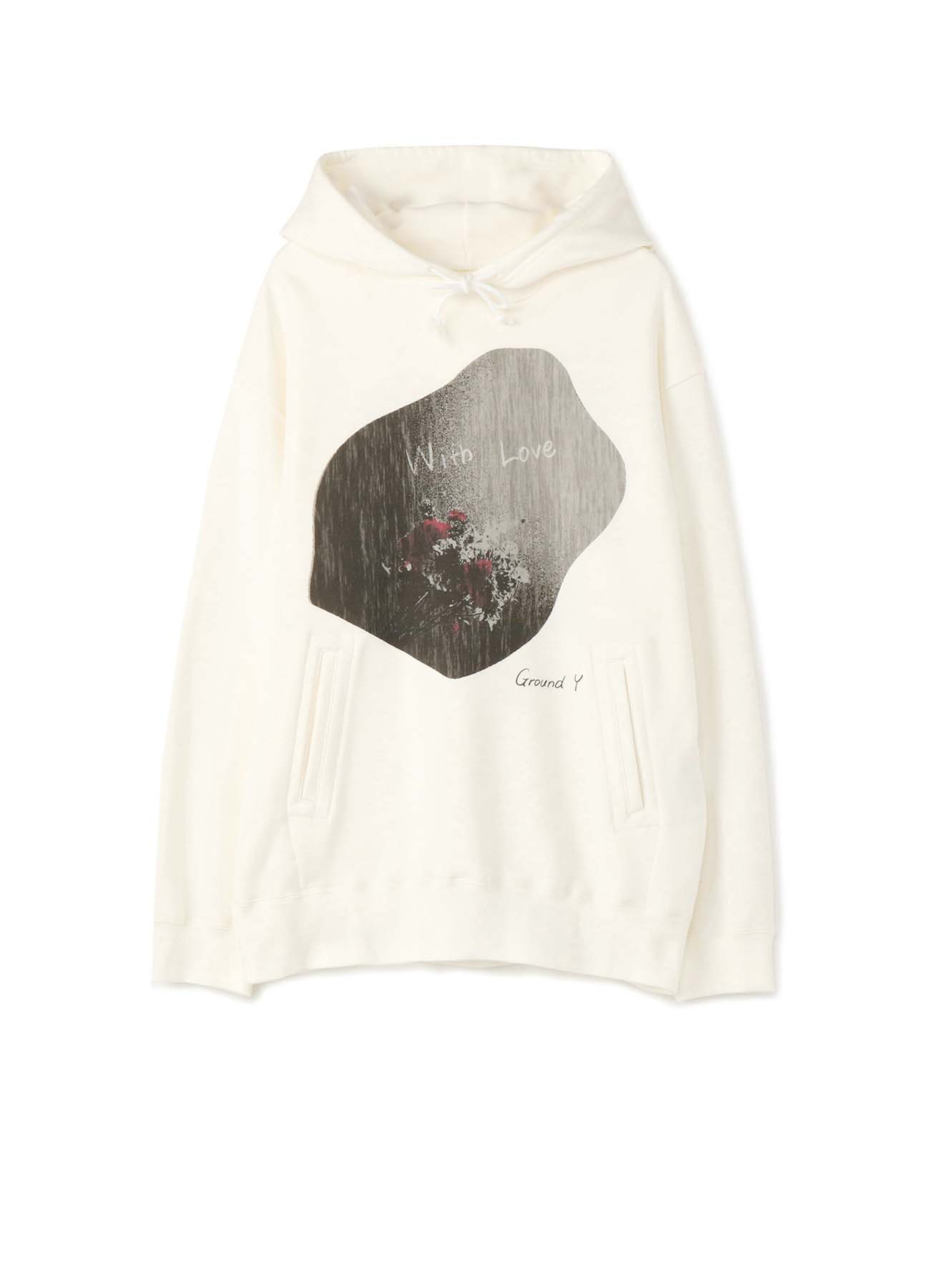 <発売日調整中> [Flower] Graphic Hoodie by 横田ひかる