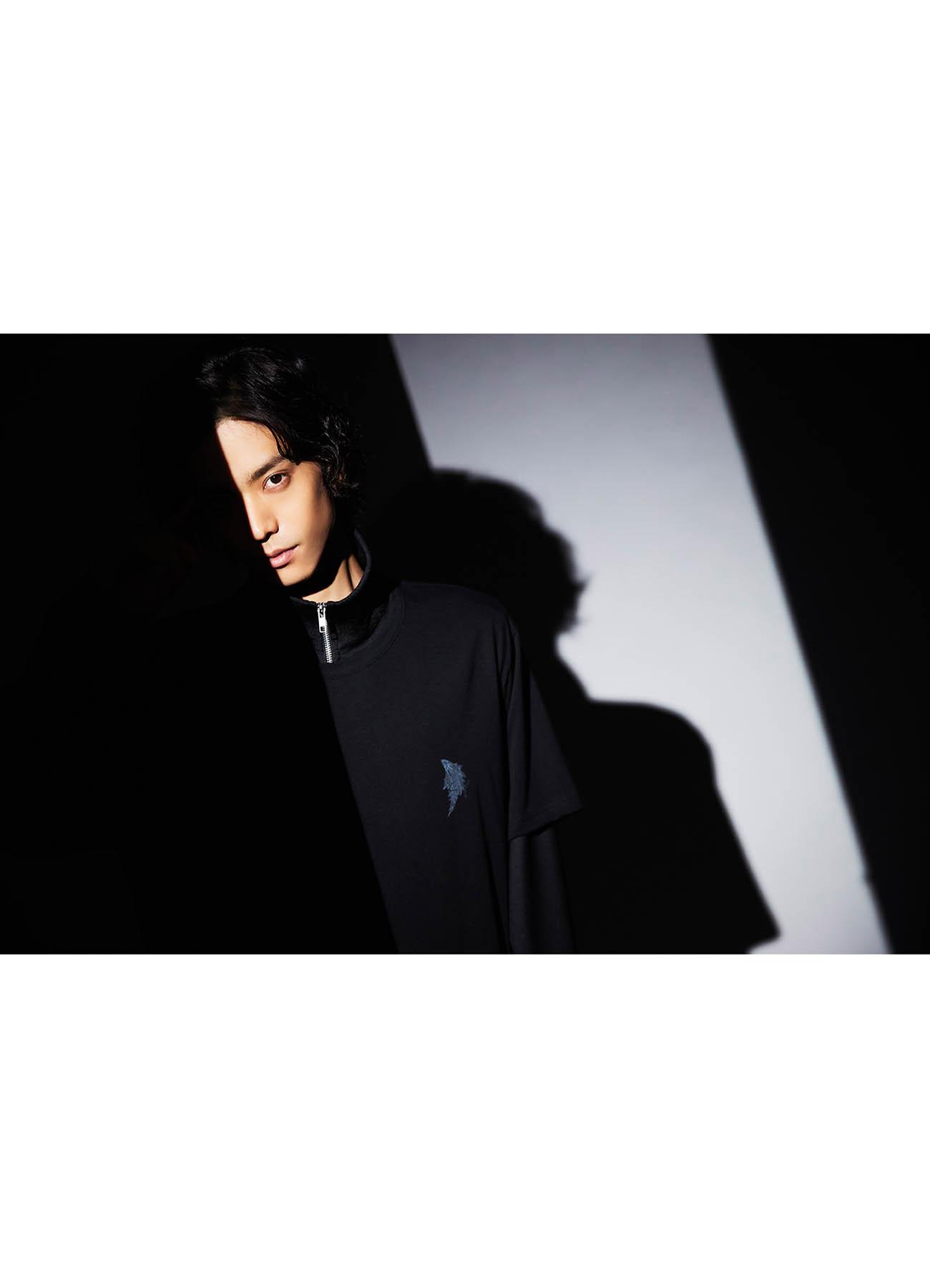 <発売日調整中> [Reborn] Back Graphic T by 黒羽麻璃央