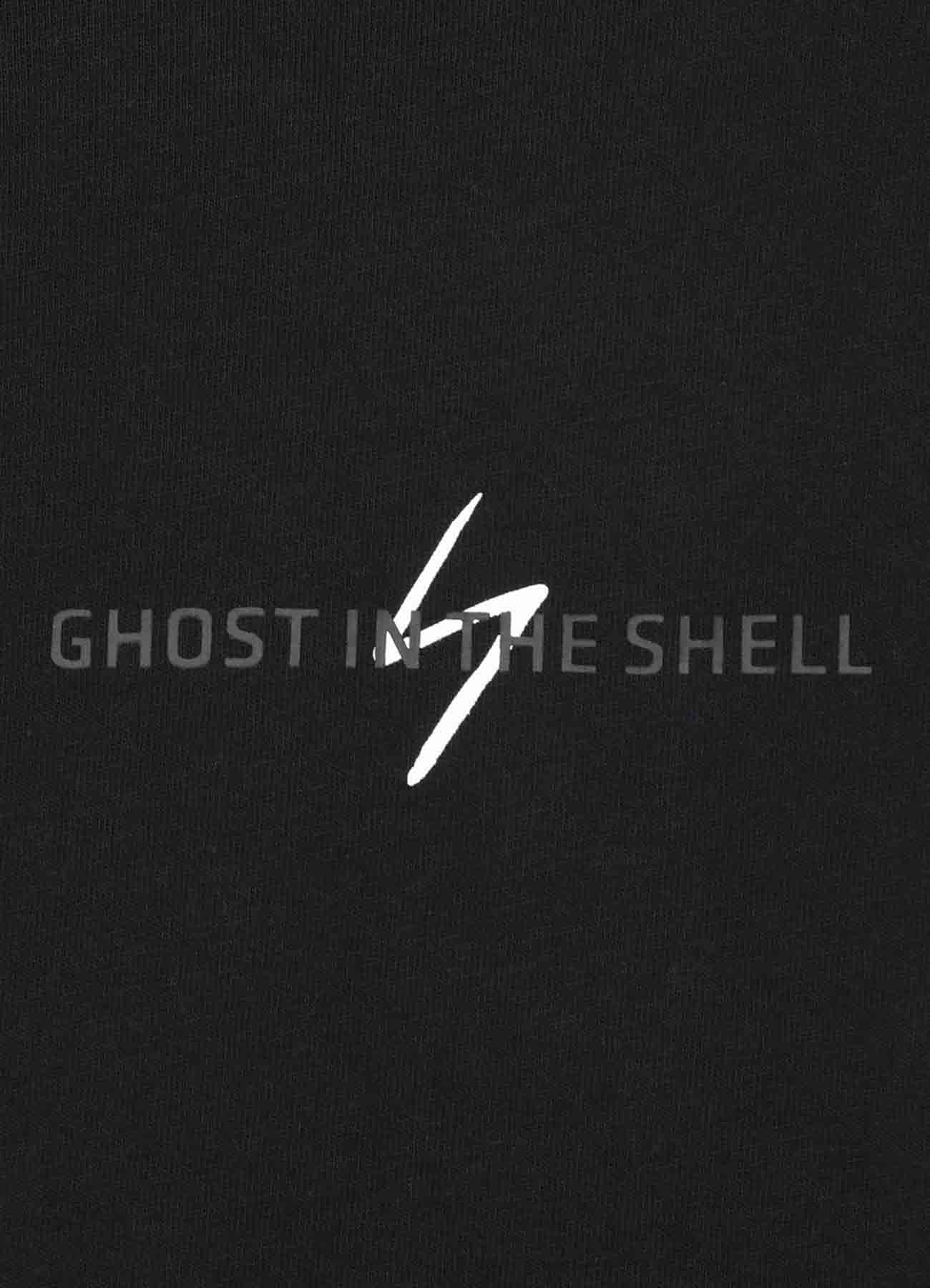 Ground Y×NEW ERA×GHOST IN THE SHELL Short Sleeves T