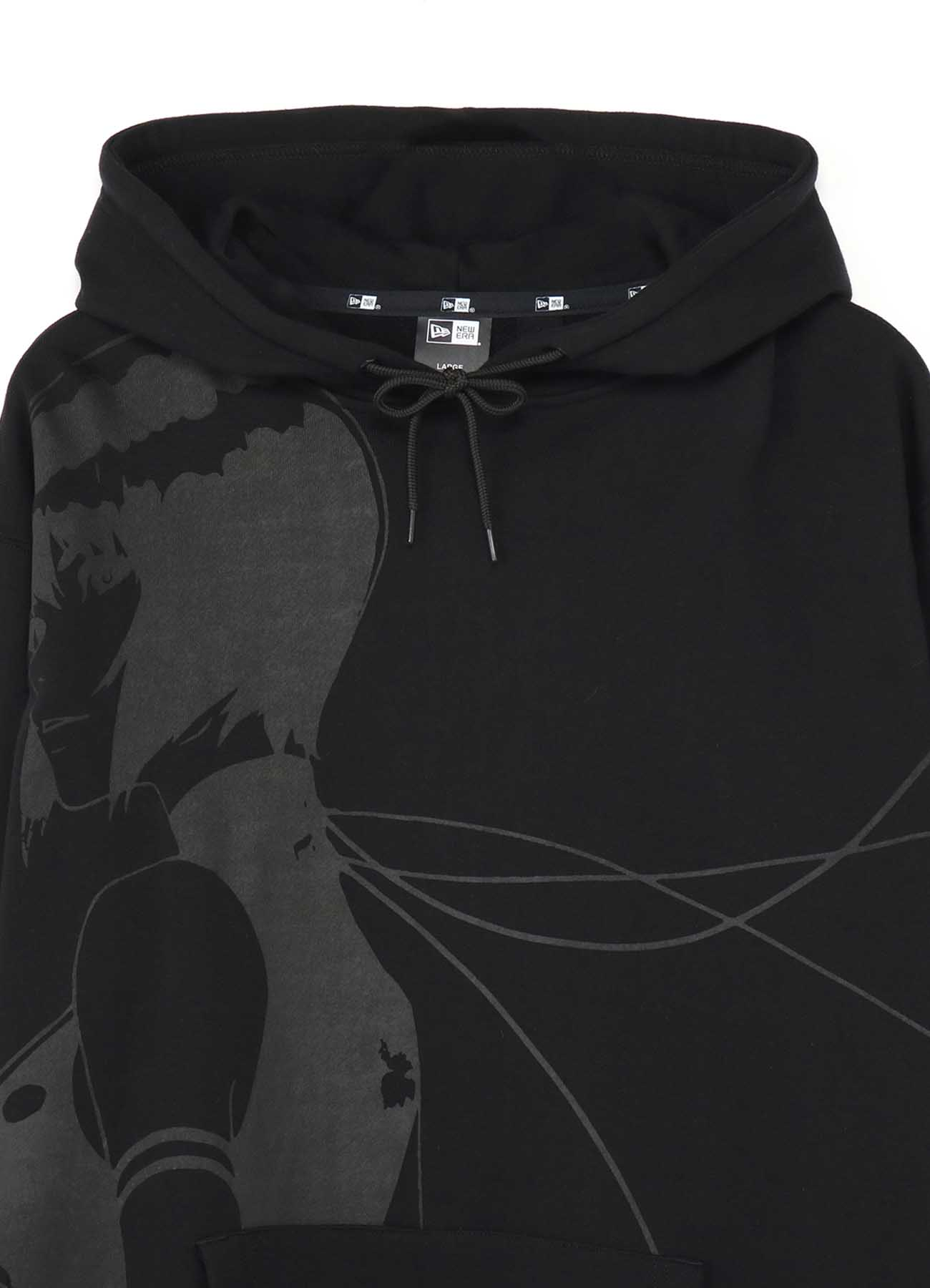 Ground Y×NEW ERA×GHOST IN THE SHELL Pull Over Hoodie