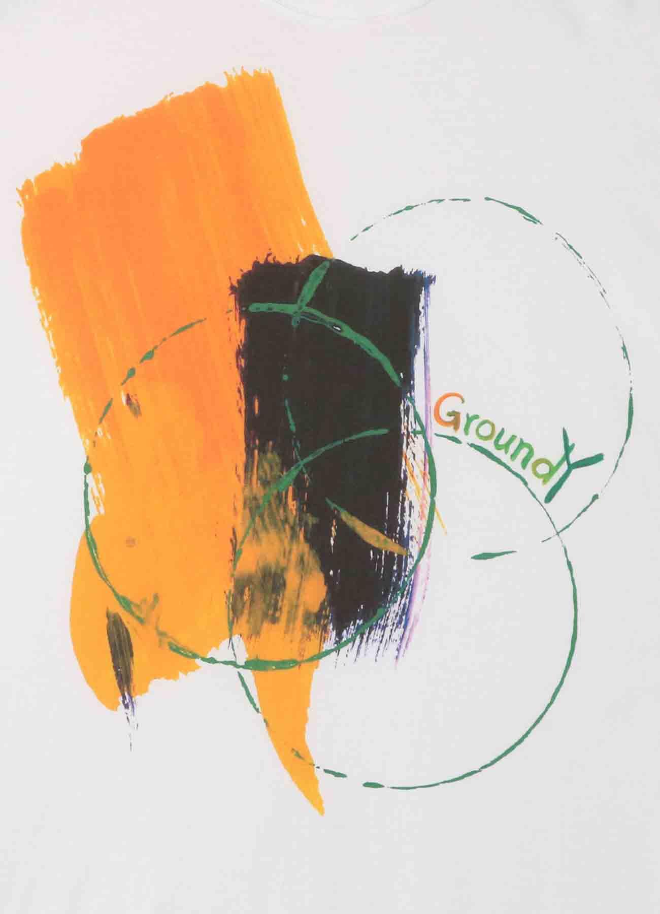 <発売日調整中> [Colorful] Graphic T yellow by 武田玲奈