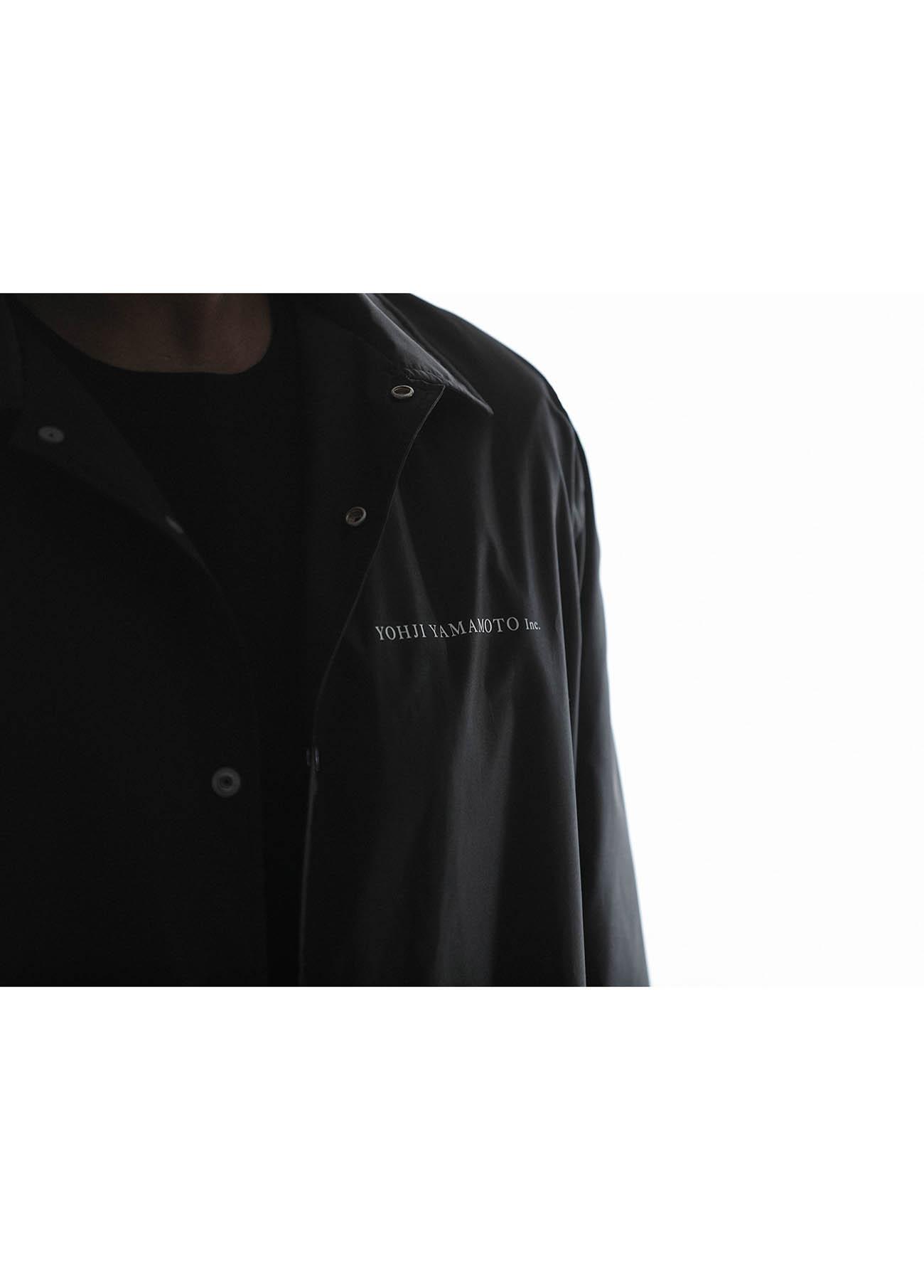 <Yohji Yamamoto All Brands Series> Nylon Coach Jacket