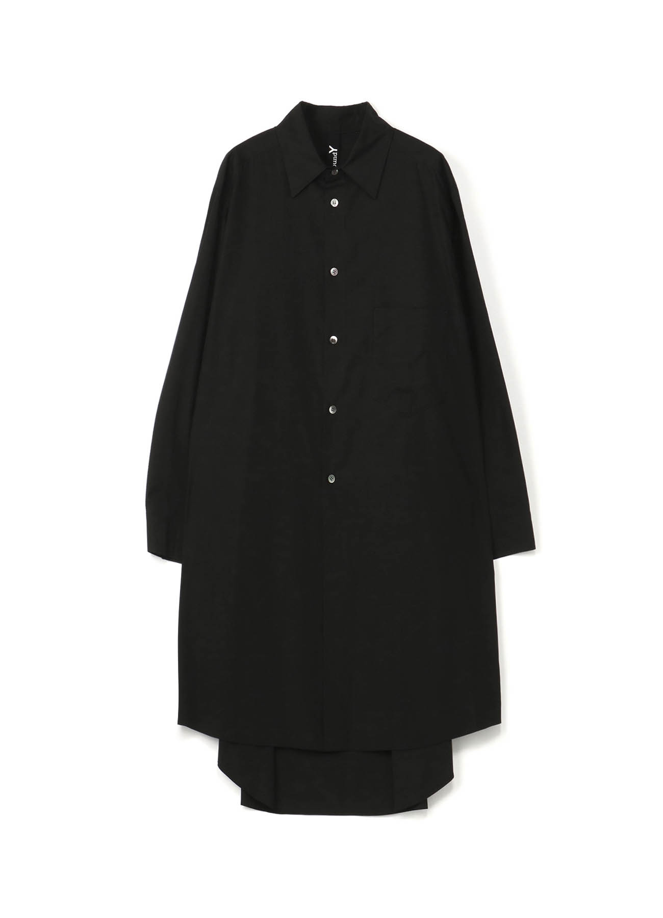 Cotton/ Broadcloth Big Shirt