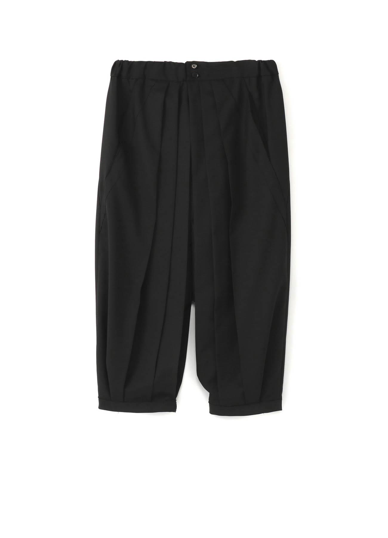经典和风袴设计收腿裤 Type 2