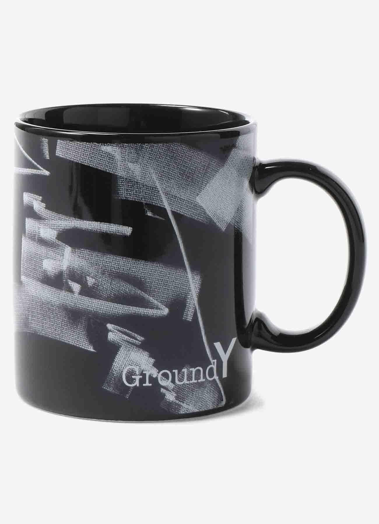 Roller Sketch Graphic Mug