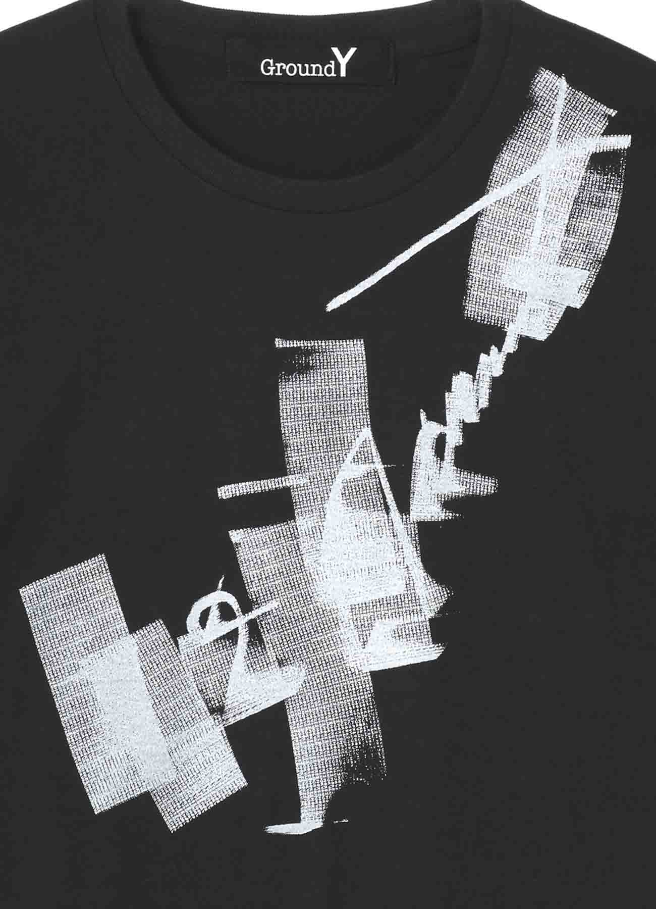 5.0oz棉辊图形T