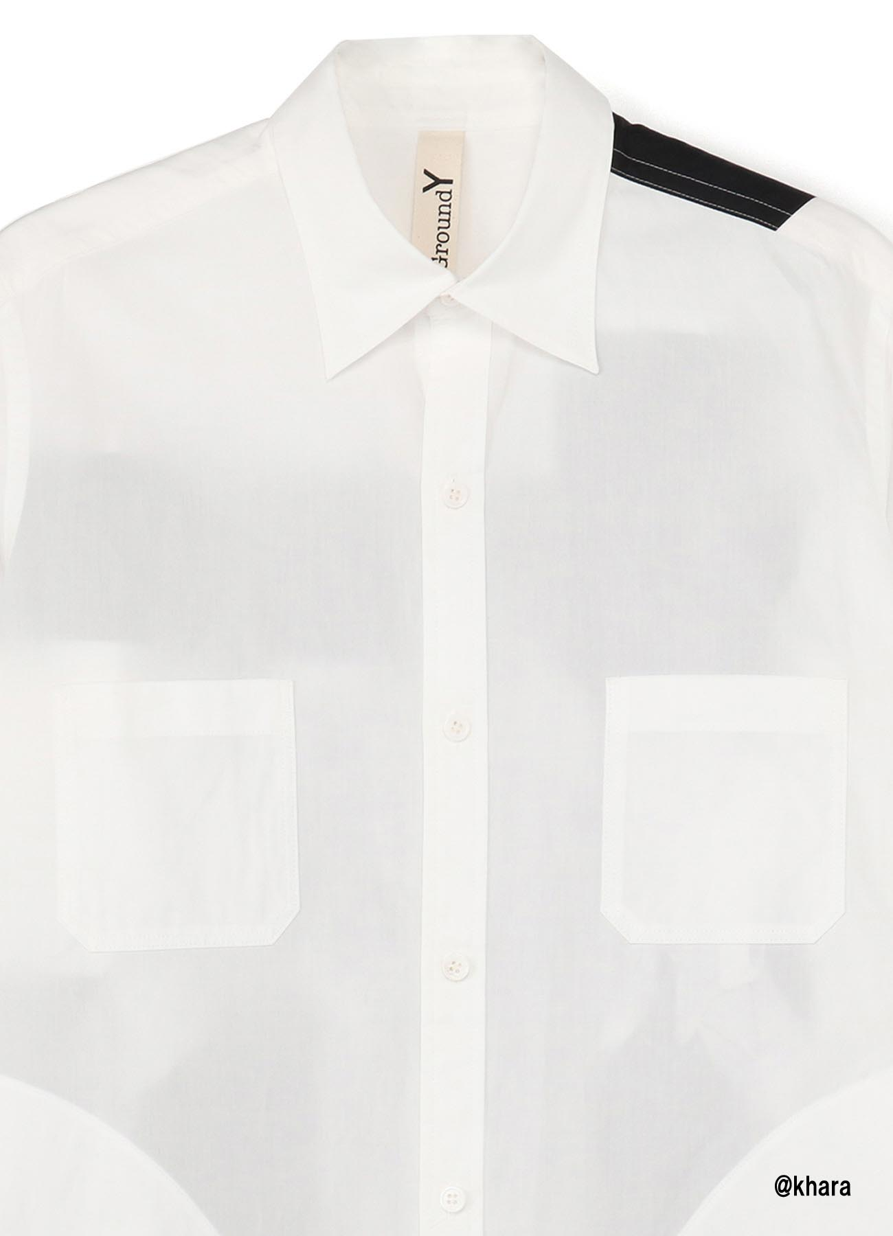 【受注販売】<Ground Y×EVANGELION> EVANGELION UNIT-01 Big Shirt