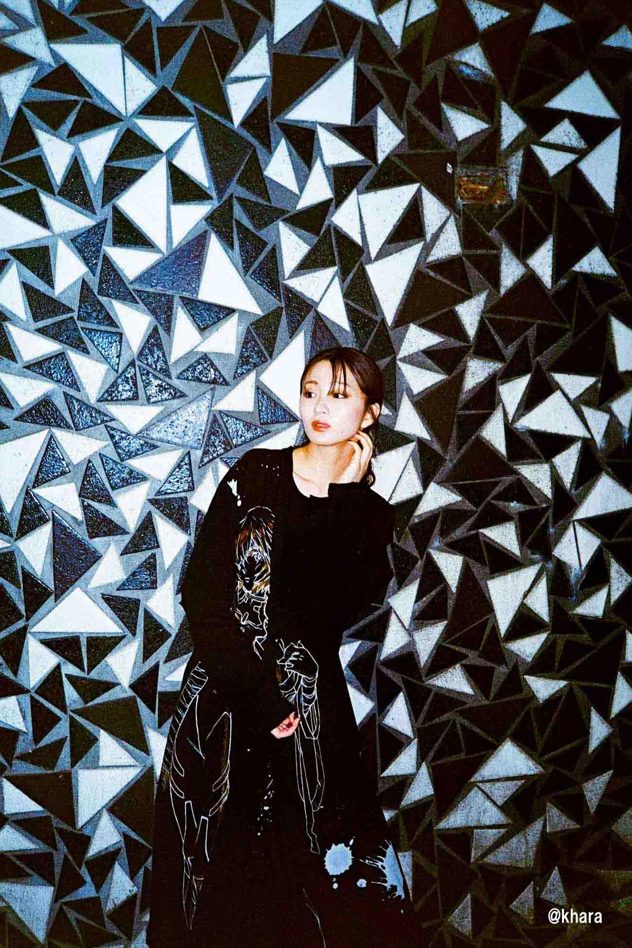 【受注販売】<Ground Y×EVANGELION> REI AYANAMI Long Cardigan