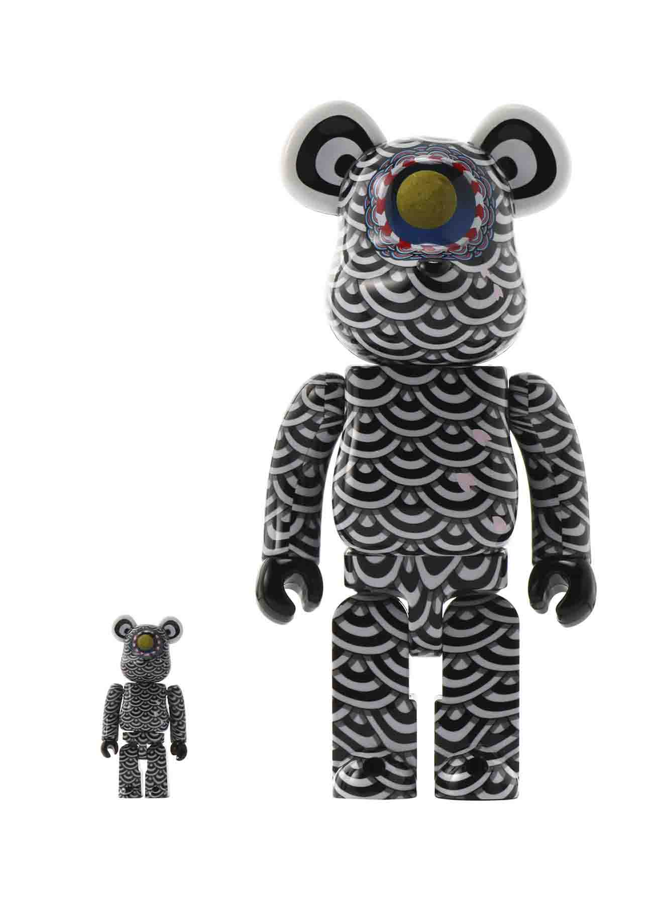 YASUTO SASADA Collaboration BEARBRICK