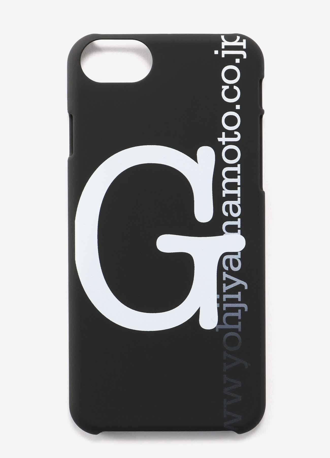 G LOGO iphoneケース