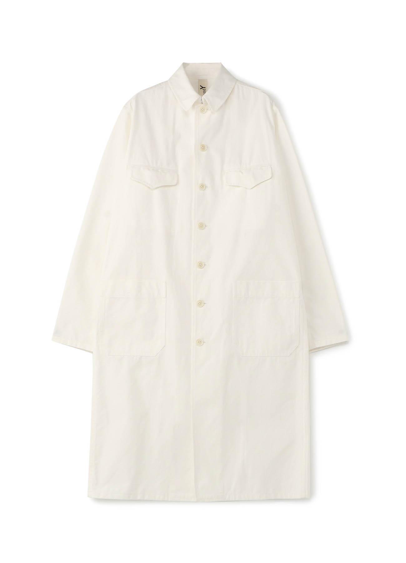 79A棉帆布 军用长款衬衫