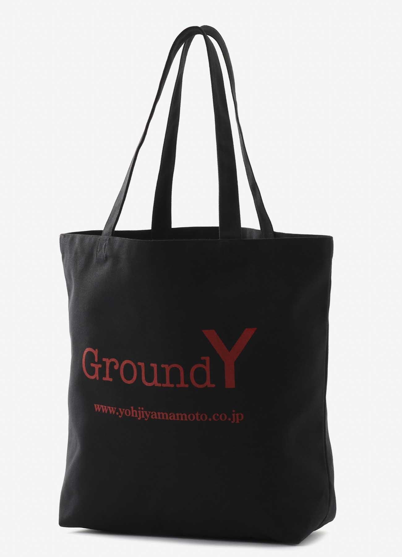 GroundY LOGO帆布包