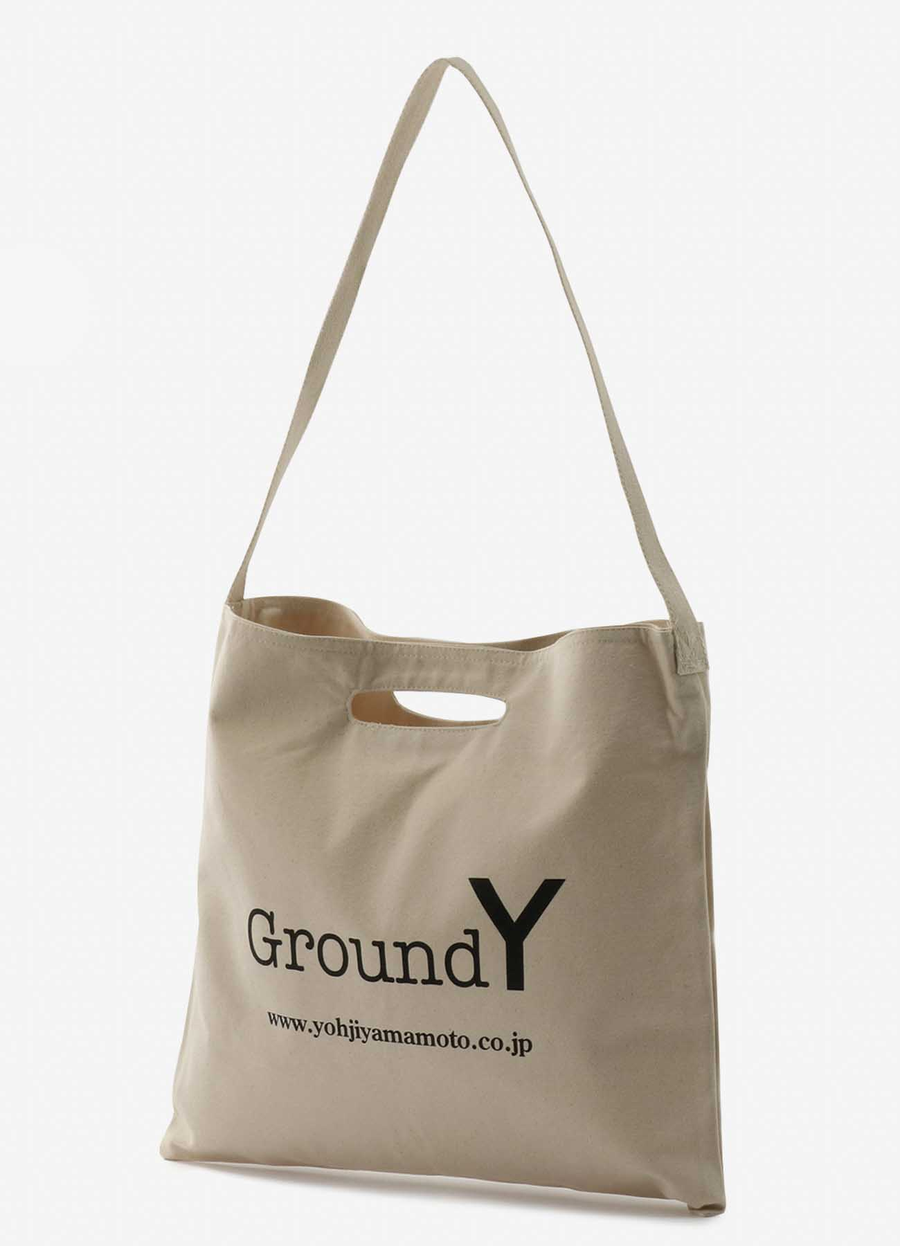 GroundY LOGO-3WAY 帆布包