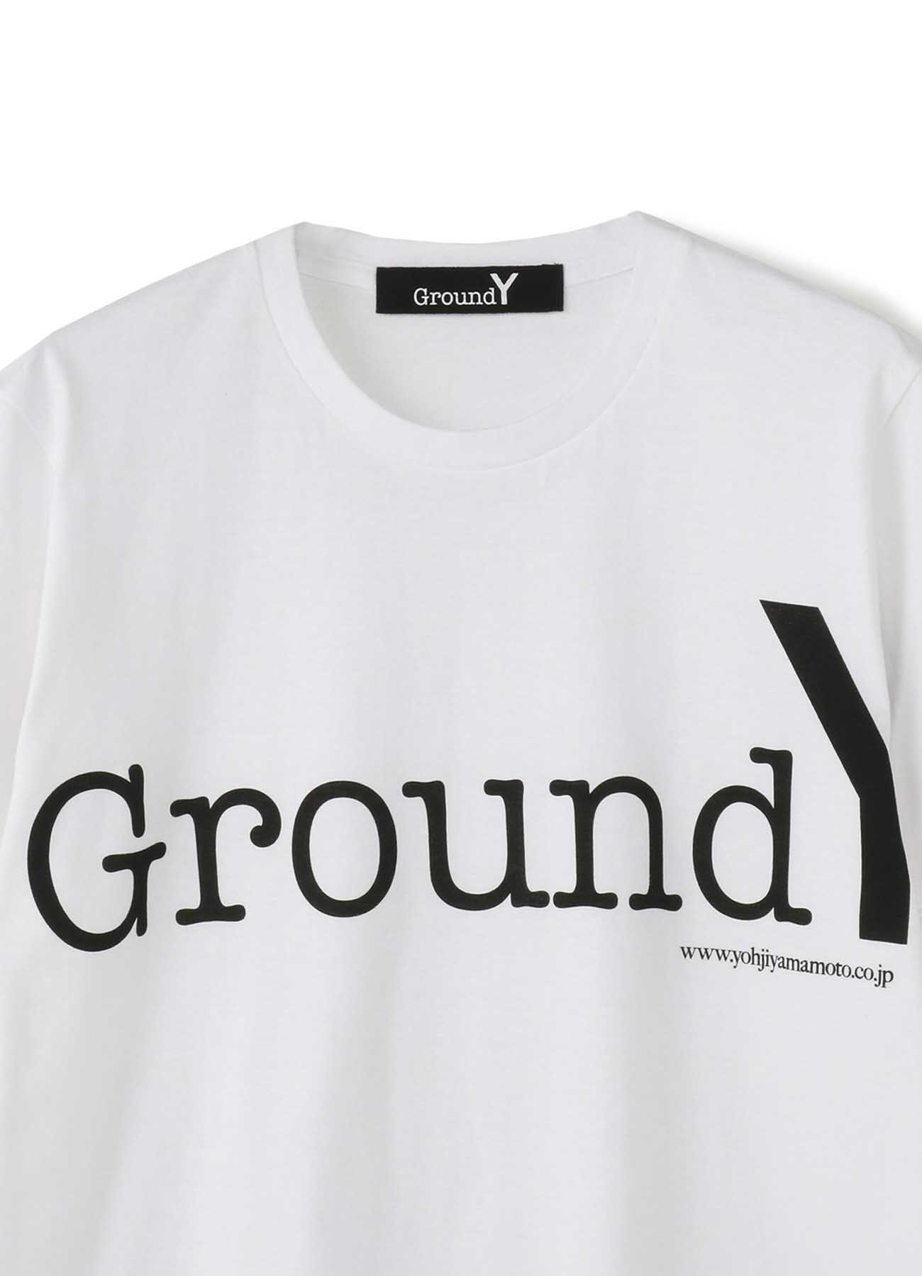 5.0oz cotton GY Logo Graphic T