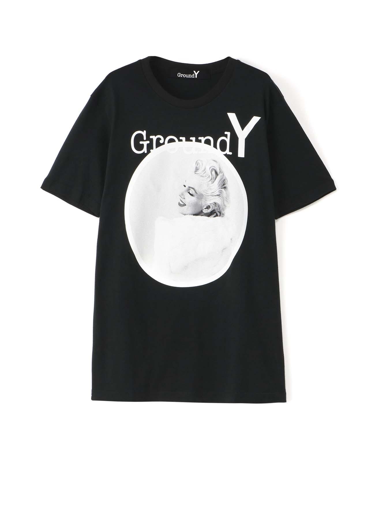 Marilyn Monroe Collaboration 印花T恤B(THE SOP限定商品)