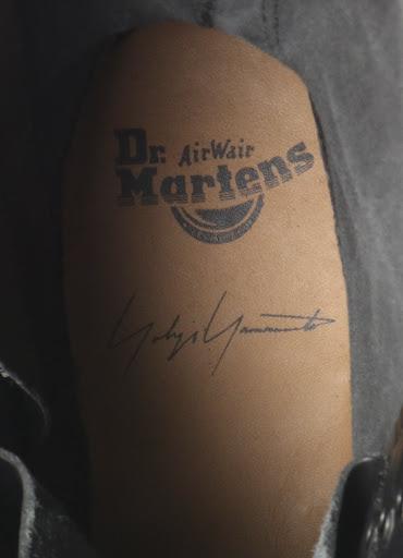 Dr.Martens ブラックスムース1914/14ホールブーツ