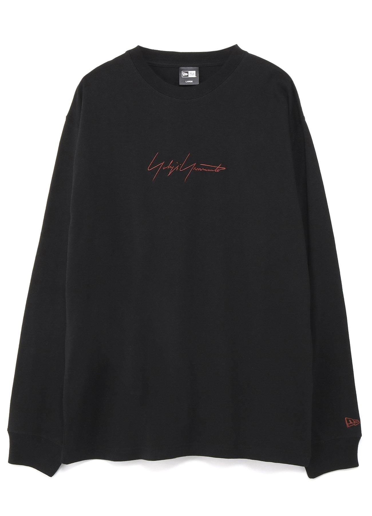 Yohji Yamamoto × New Era 長袖TEE Black