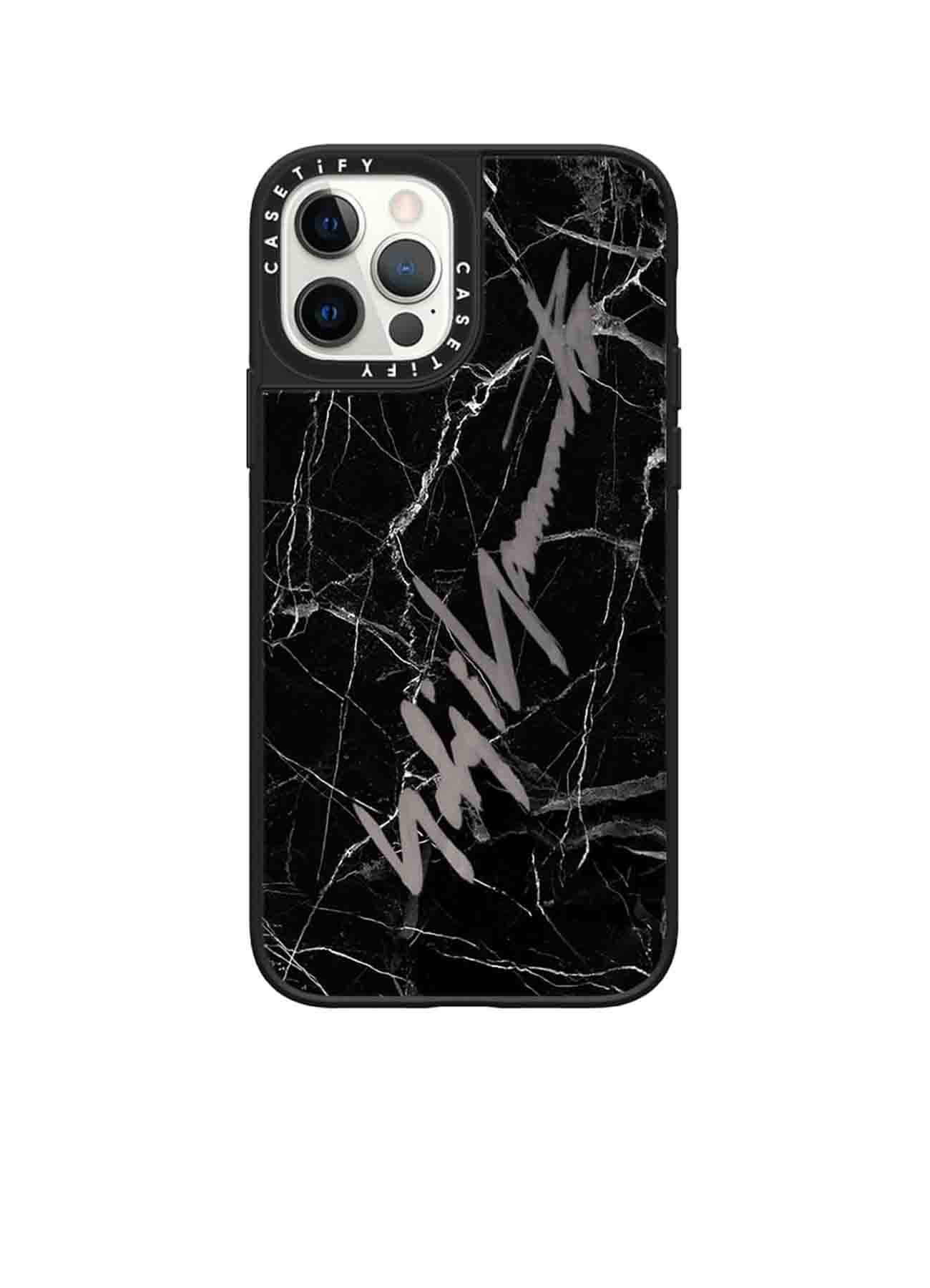 Yohji Yamamoto × CASETiFY Signature iPhone Essential Case