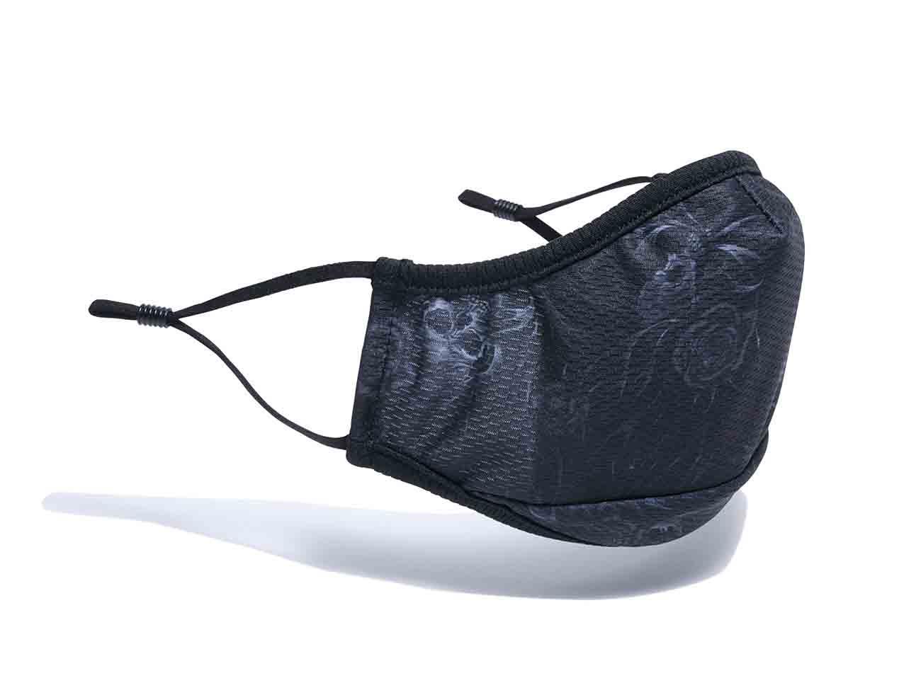 Yohji Yamamoto × New Era Face Covering Mask